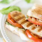 The Perfect Easy Weeknight Family Dinner: A Recipe for all Vegetarian Caprese Panini