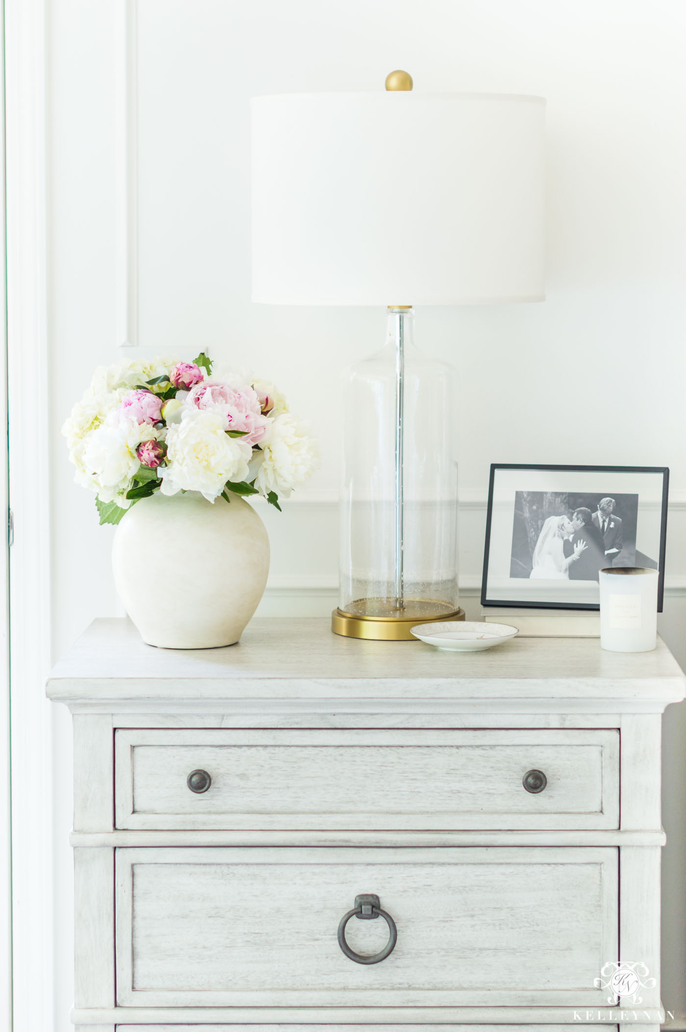Six Blush Pink Bedroom Tips That Aren T Too Girly Kelley Nan