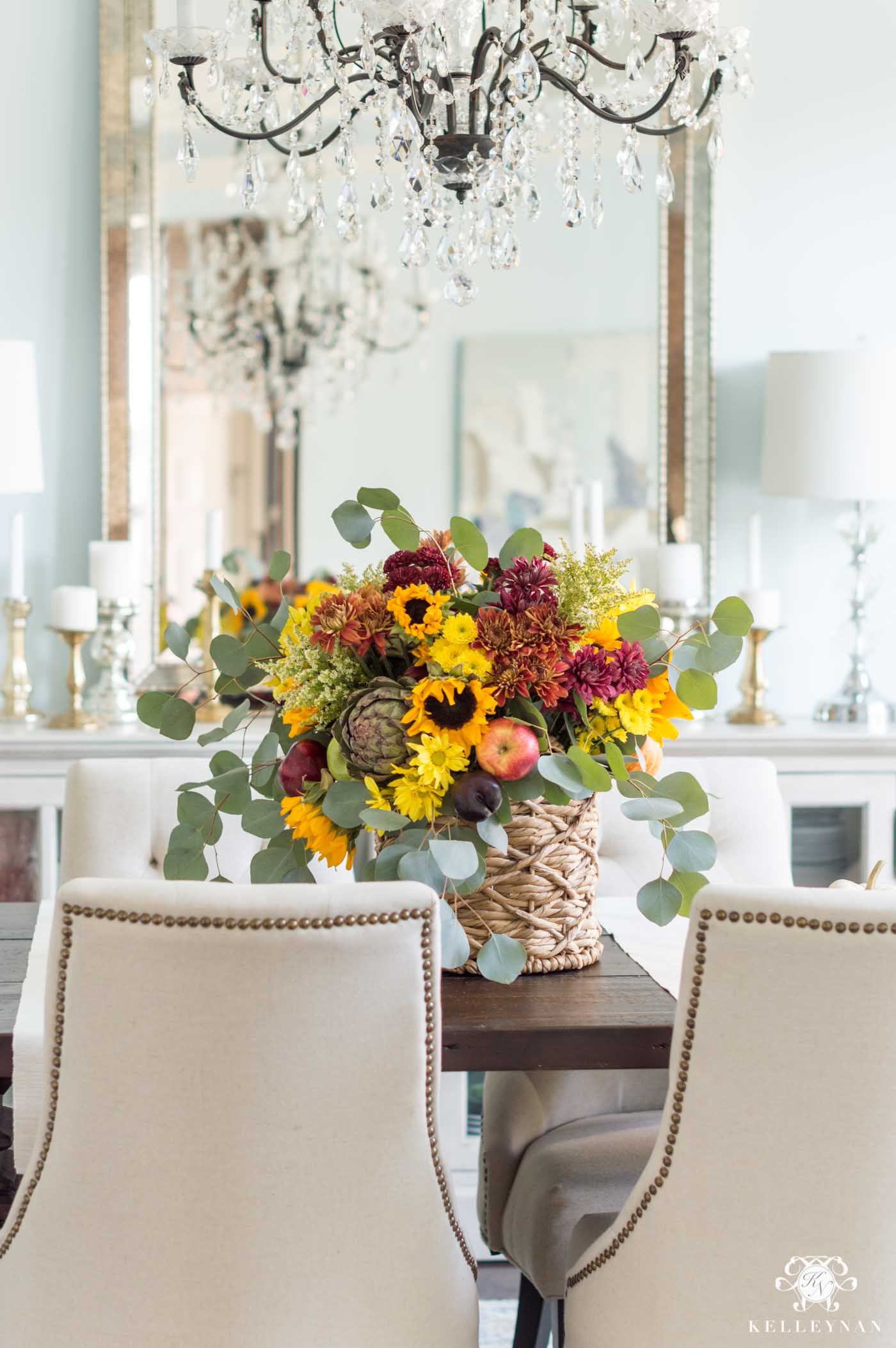 Steps to Create the Perfect Fall Harvest Floral Arrangement