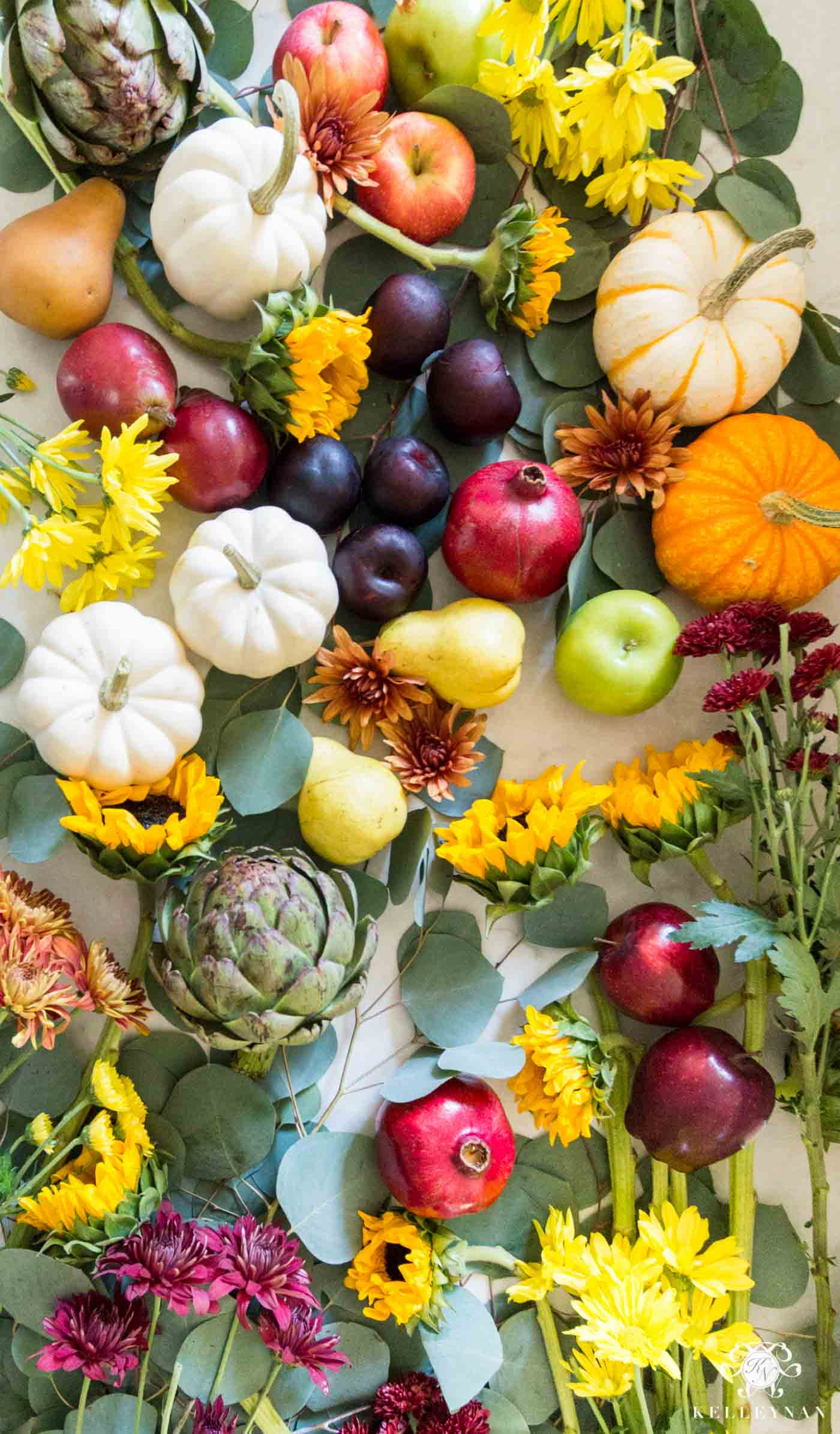 Fall Harvest Ideas for an Amazing Centerpiece