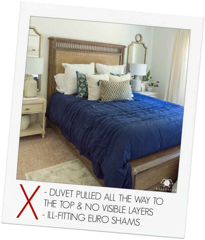 Mistakes you may be making when making your bed (and how to fix them)