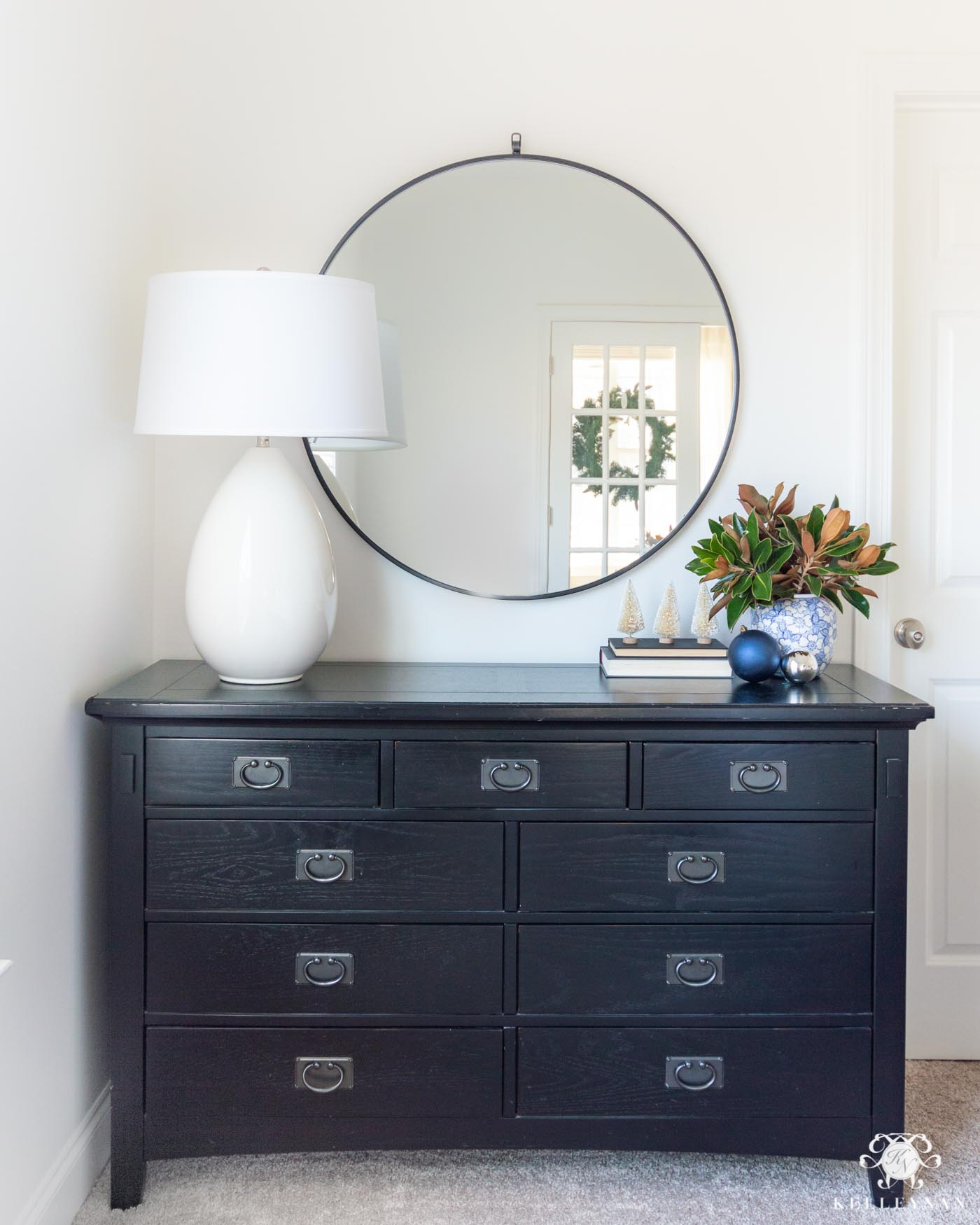 How to Style and Decorate a Bedroom Dresser
