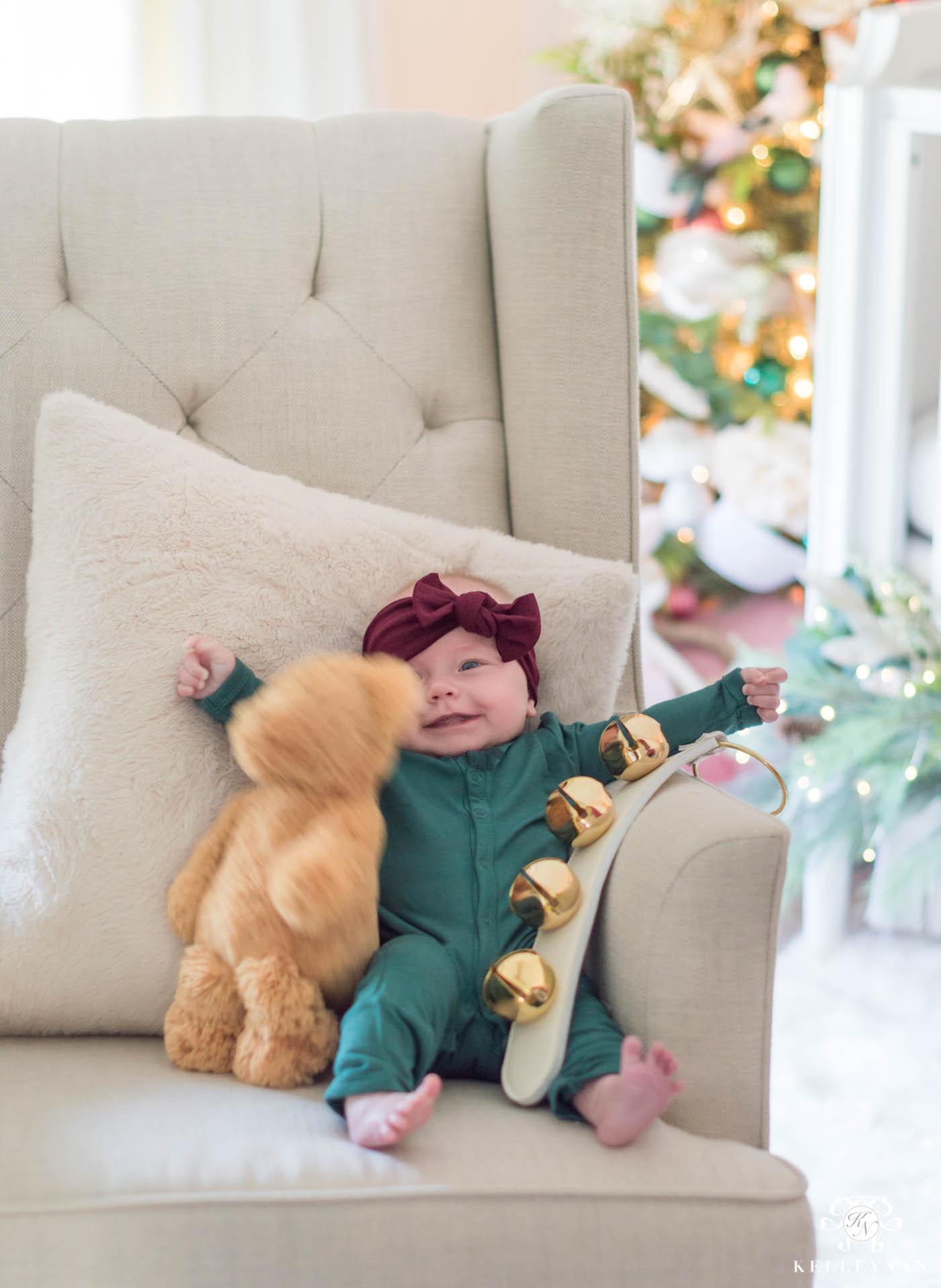 Christmas Nursery Decor