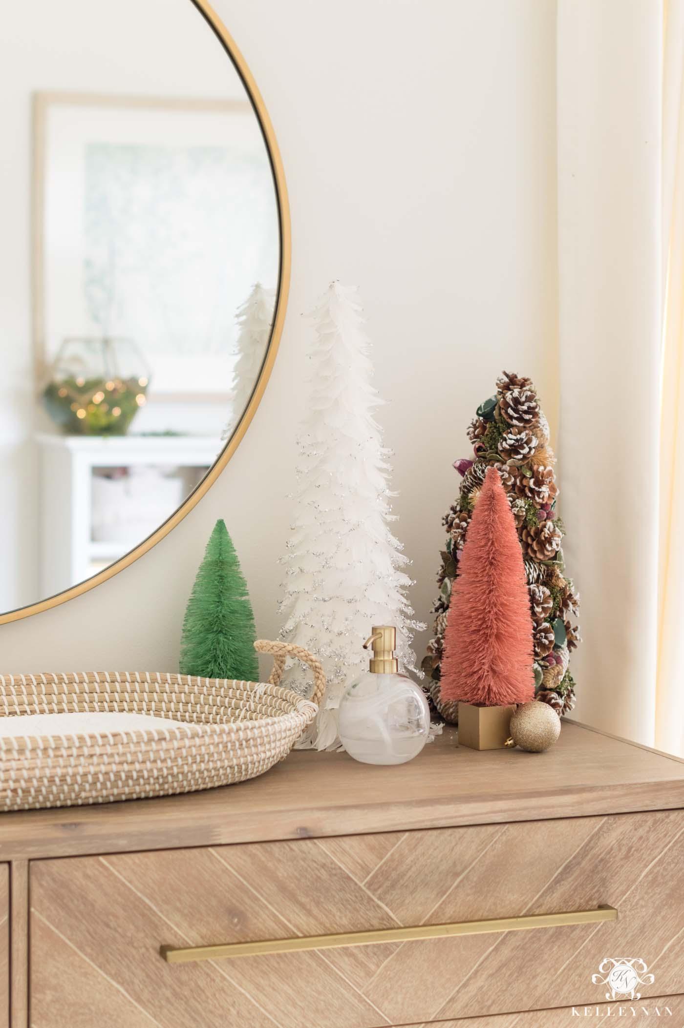 Nursery Christmas Decorating Ideas