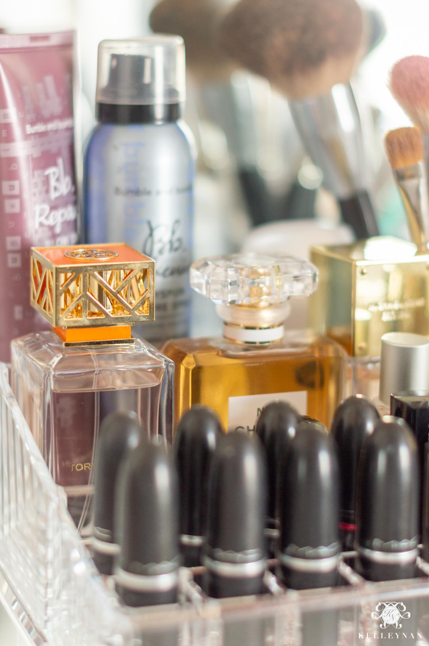 Bathroom Makeup Storage Solutions