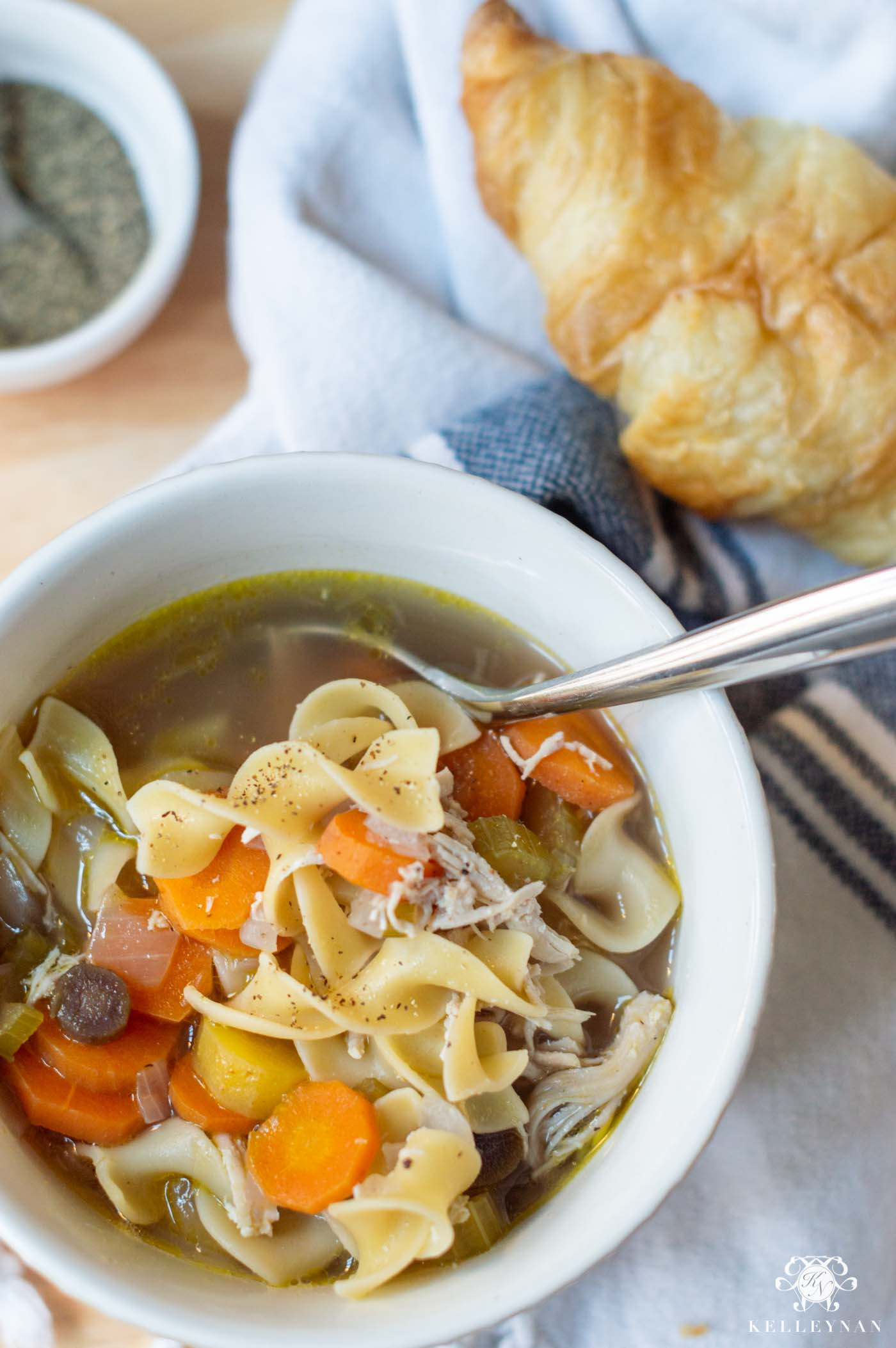 Favorite Chicken Noodle Soup Recipe