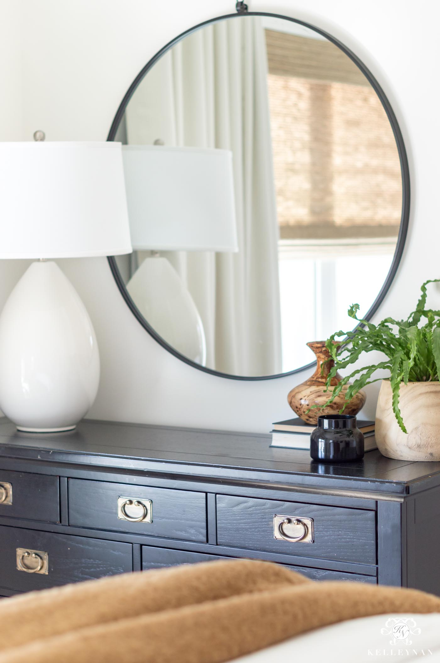 How to Style and Decorate a Dresser