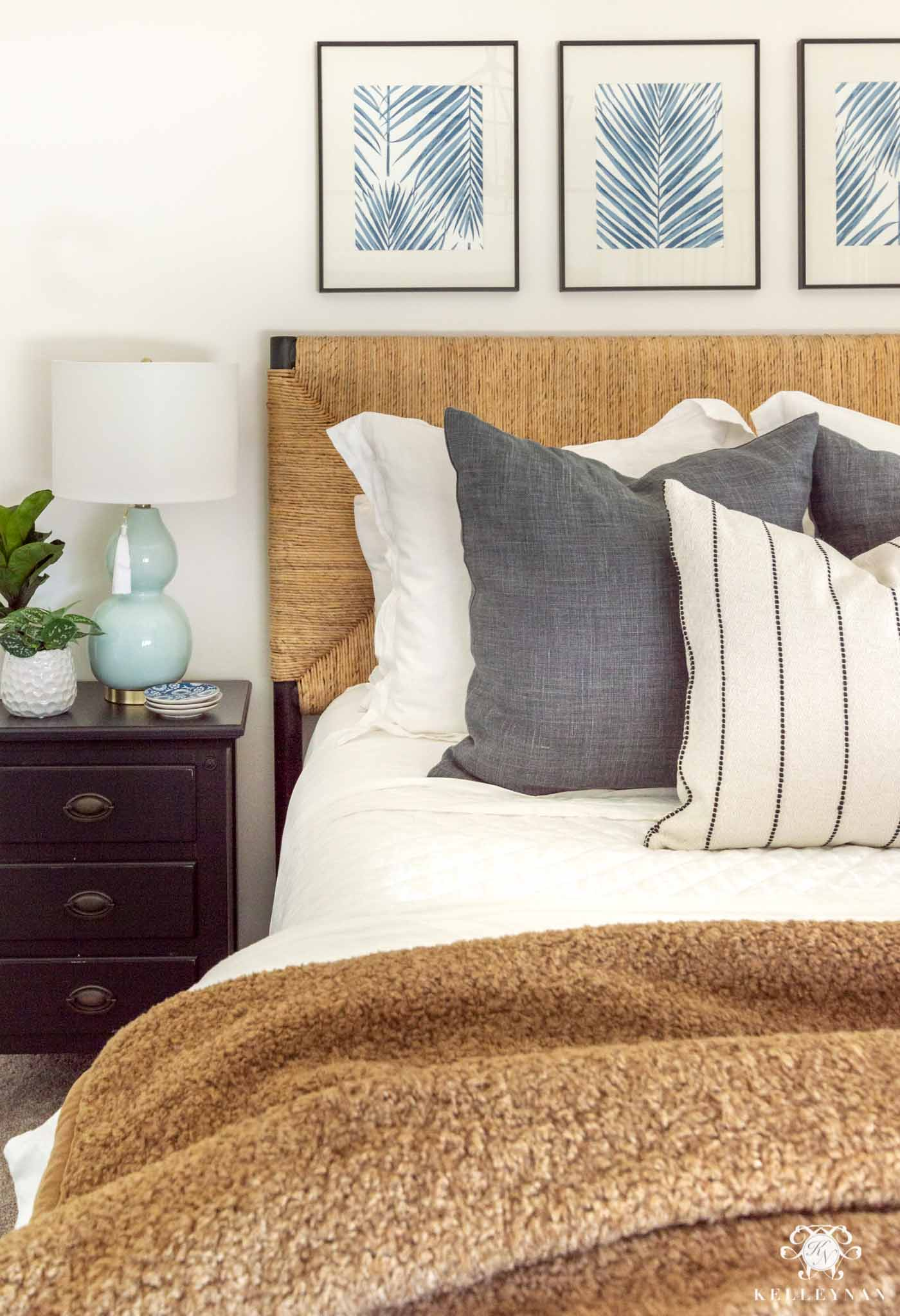 Guest Bedroom Design & Color Scheme