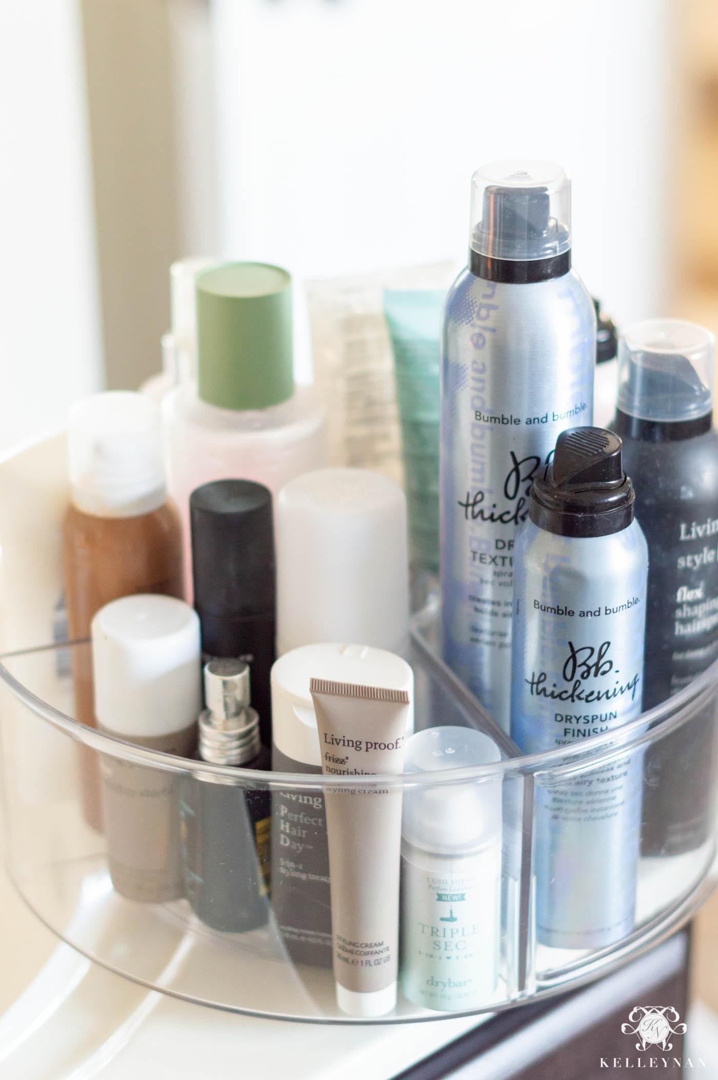 Bathroom Cabinet Organizer & Organization Ideas