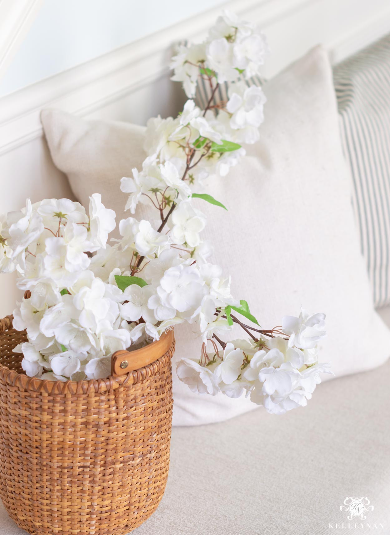The Best Faux Cherry Blossom Stems and Other Fake Flower Favorites