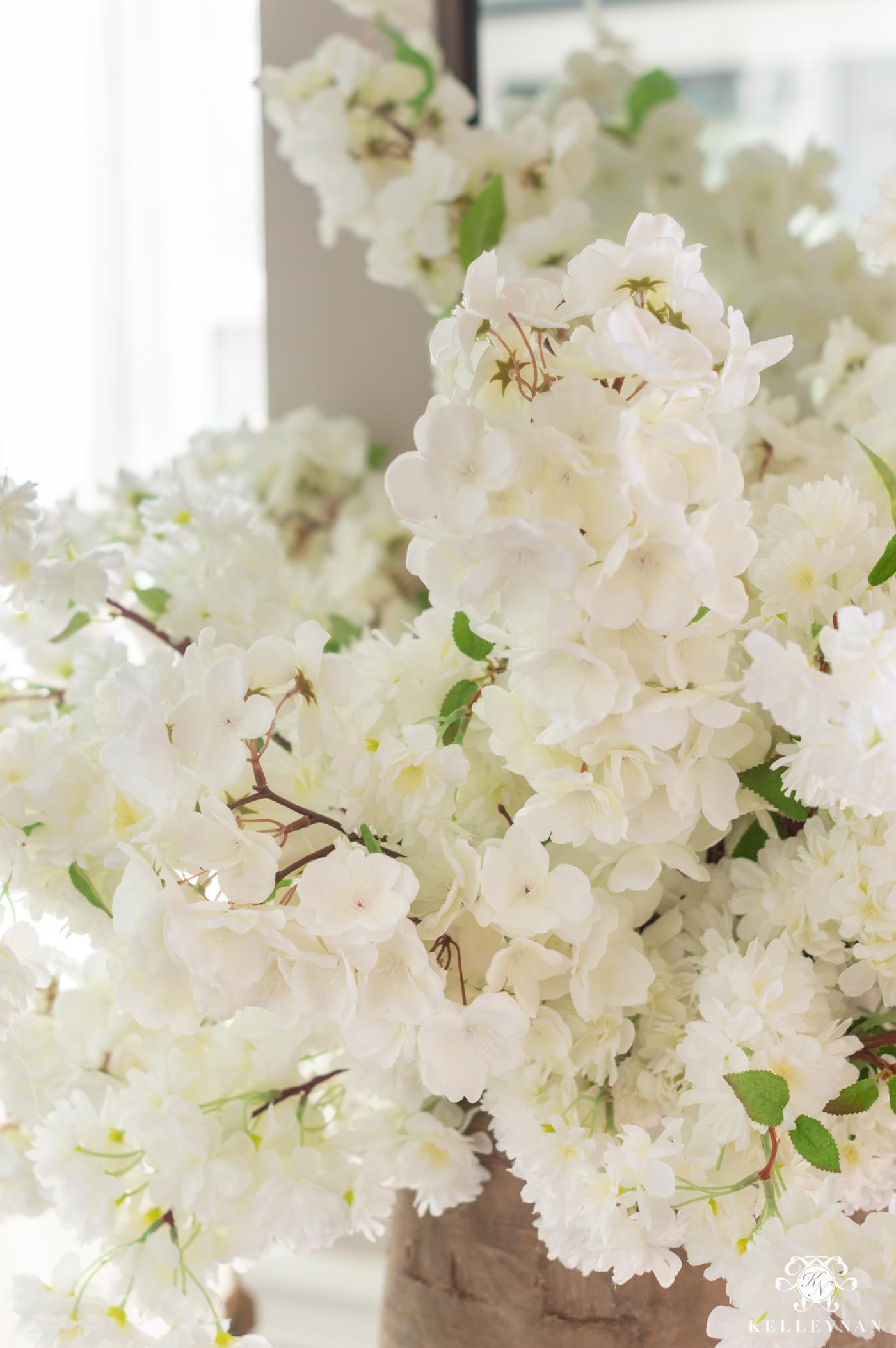 Best Faux Flowers and the Prettiest Cherry Blossom Stems