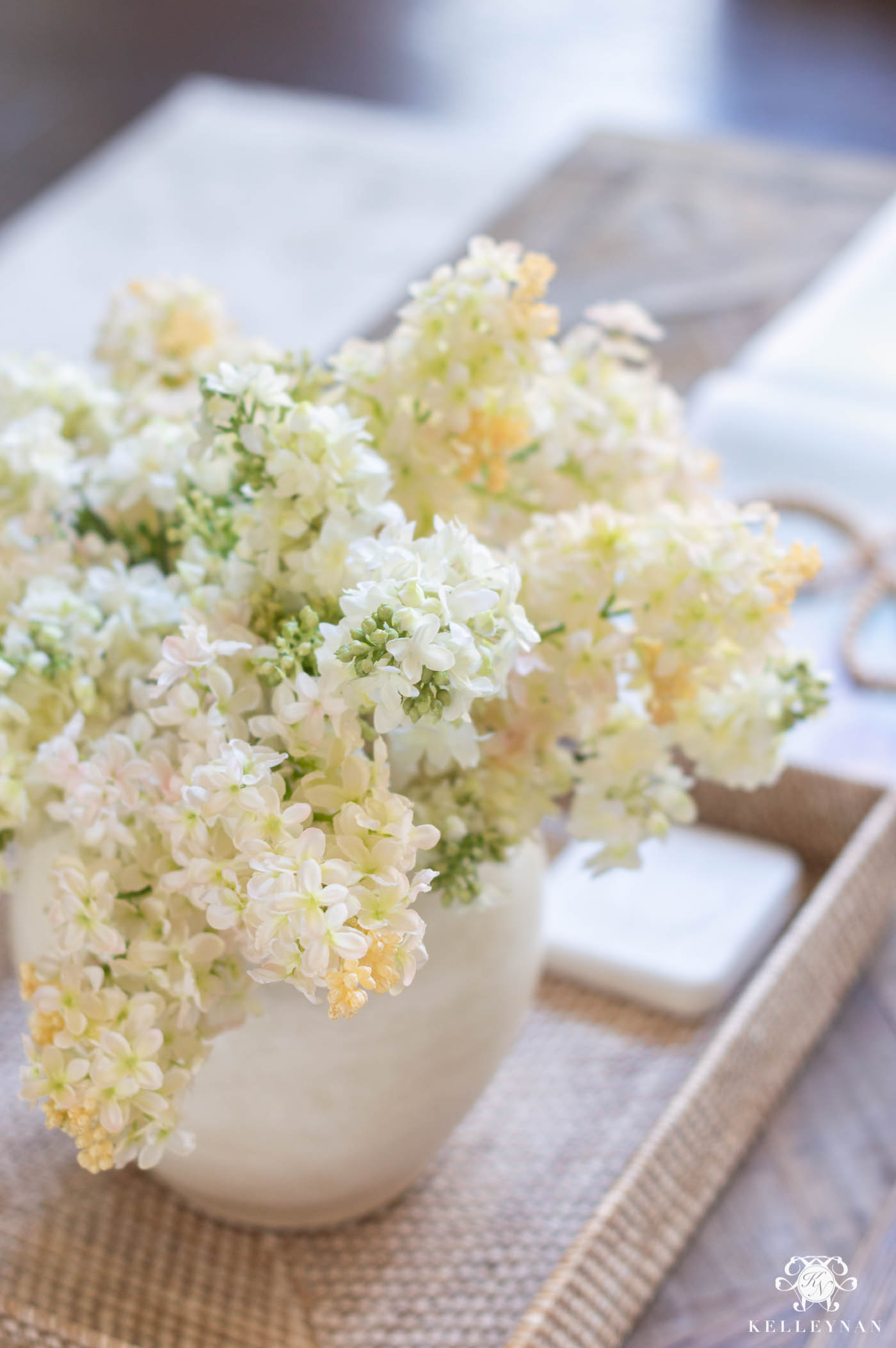 The Most Realistic Looking Fake Flowers (and how to arrange them!)
