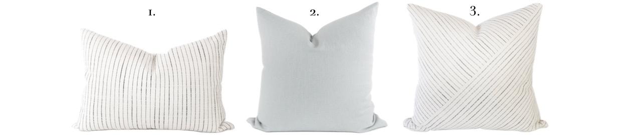 Spring Pillow Combo
