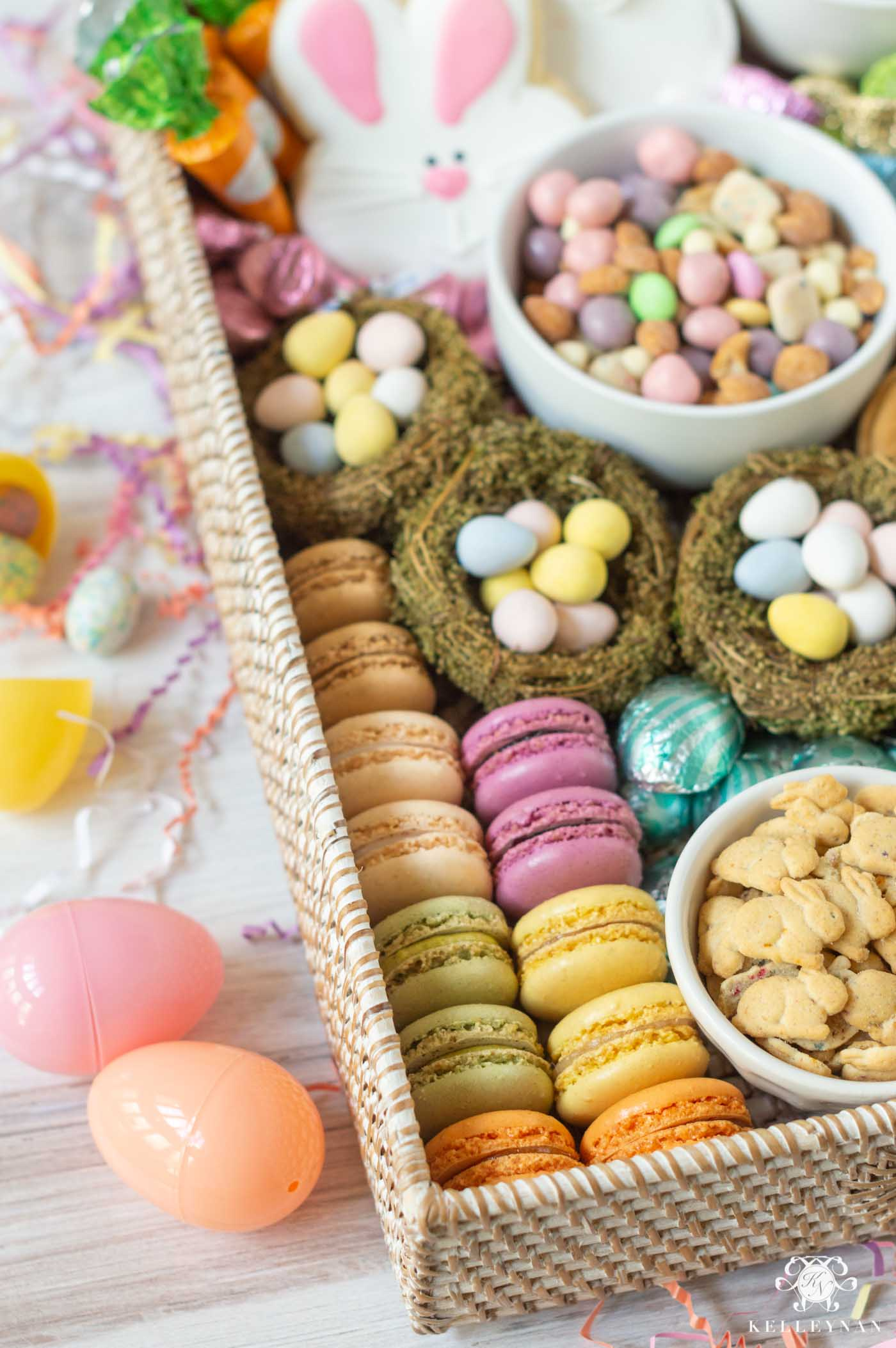 Easter Candy and Sweets Board