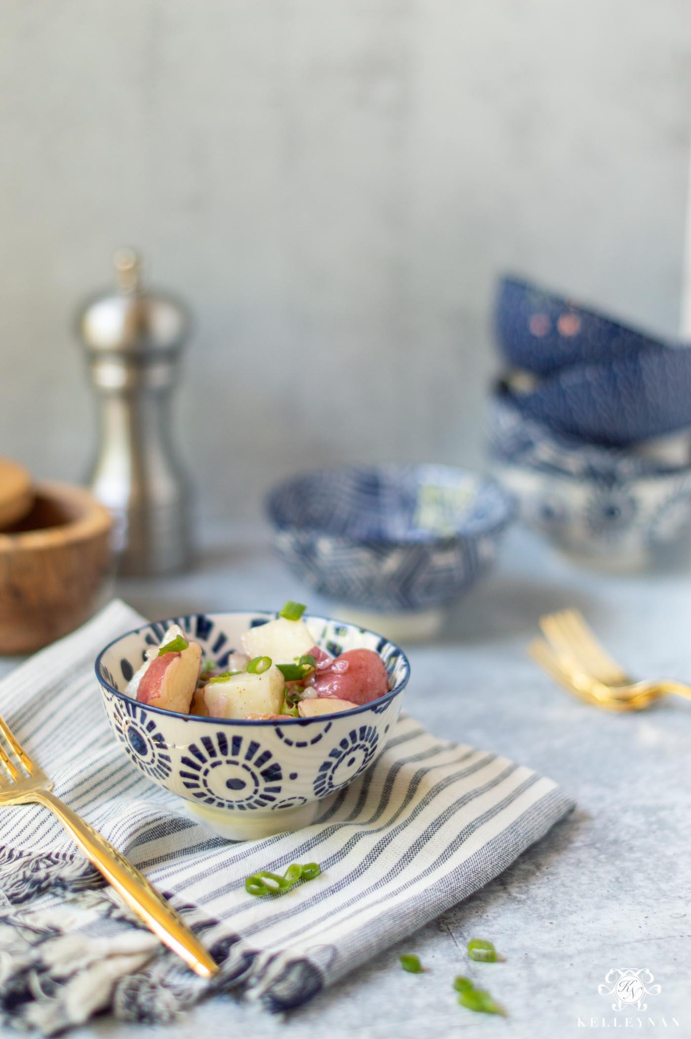 EASY 3 Ingredient Potato Salad Recipe
