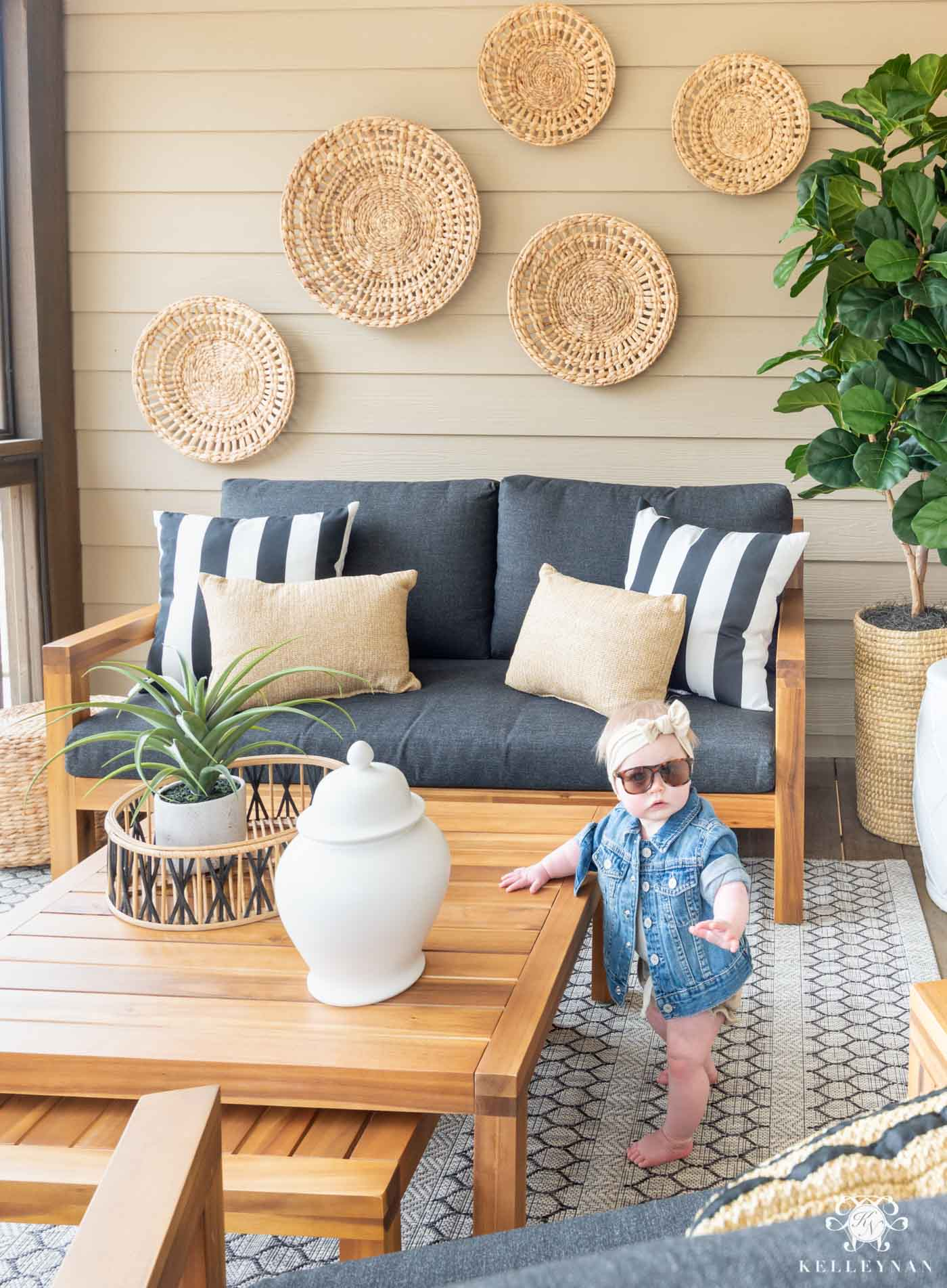 Screened In Porch Decor and Furniture Inspo