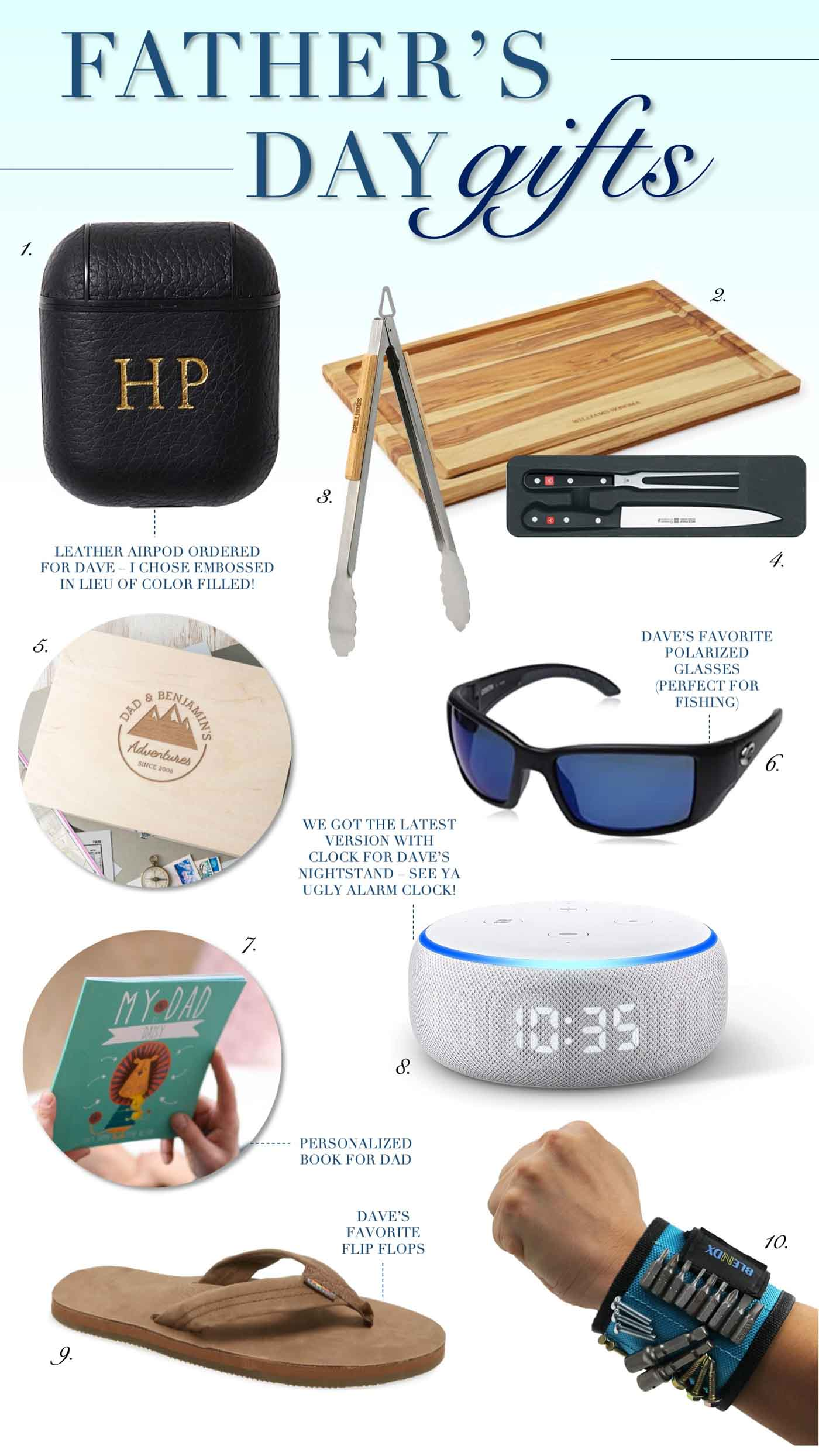 Unique Father's Day Gift Ideas for Dad