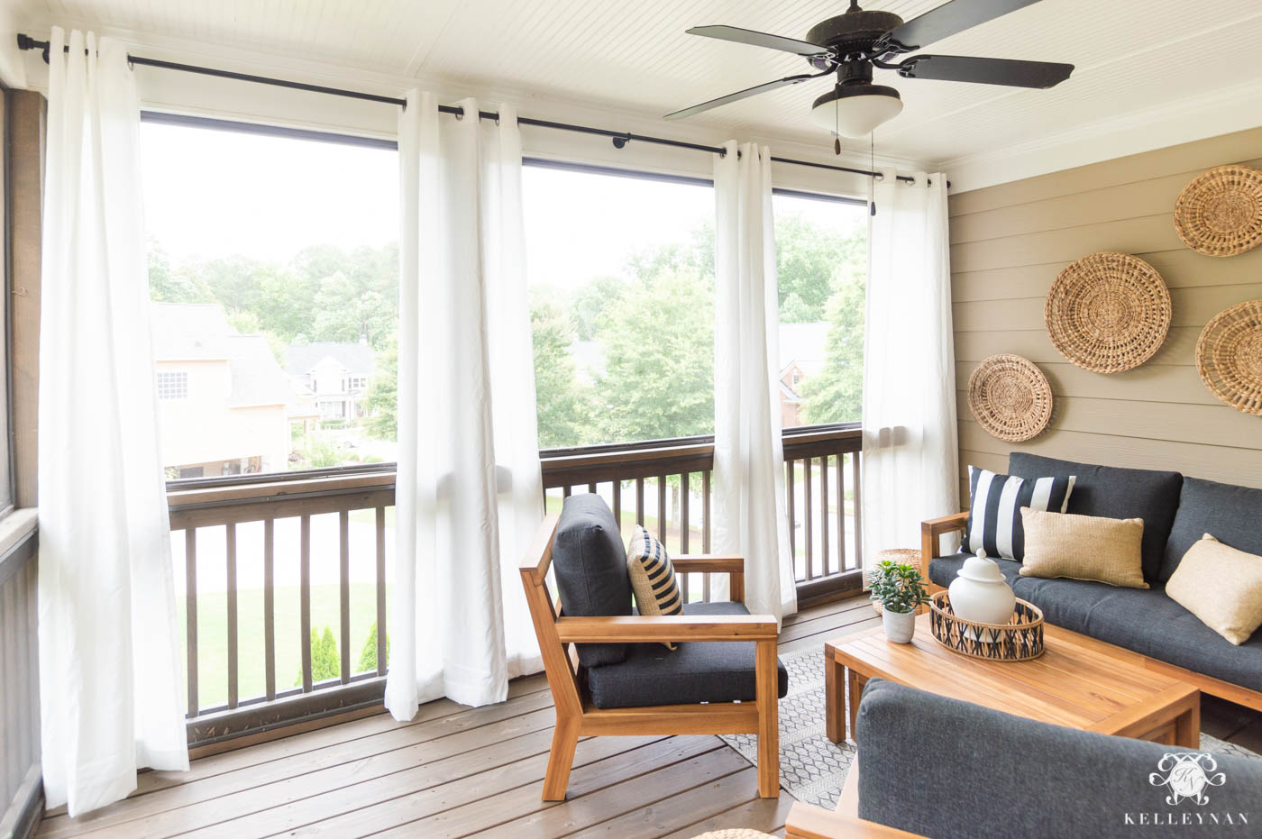 Where to Find Outdoor Curtains and Extra Long Curtain Rods