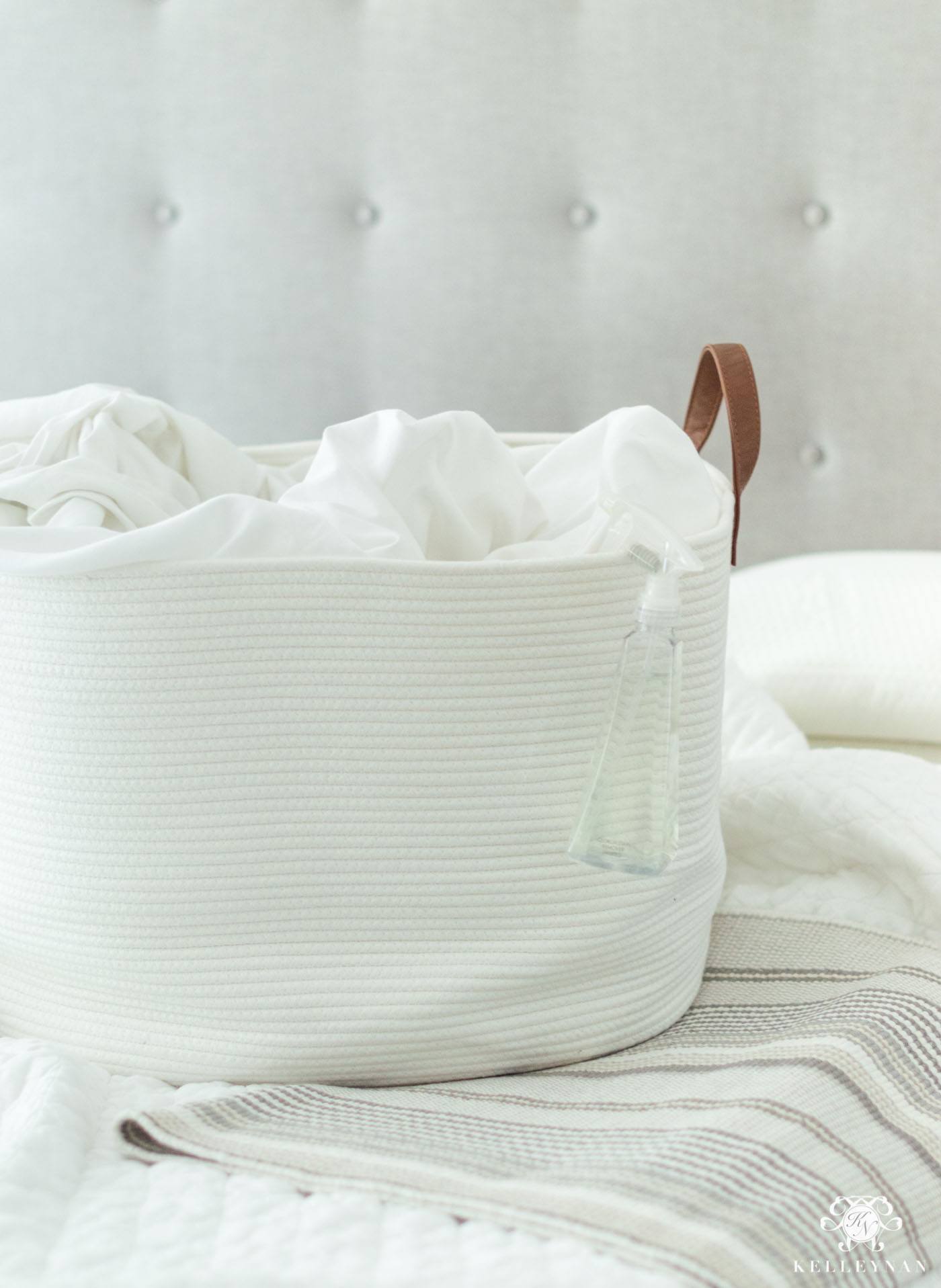 Best laundry basket for small laundry rooms