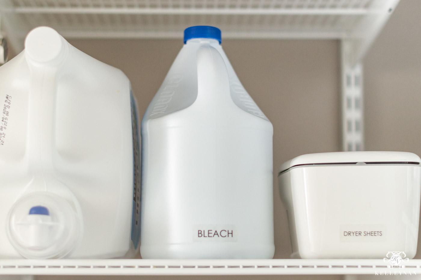 Small Laundry Room Organization Ideas Kelley Nan