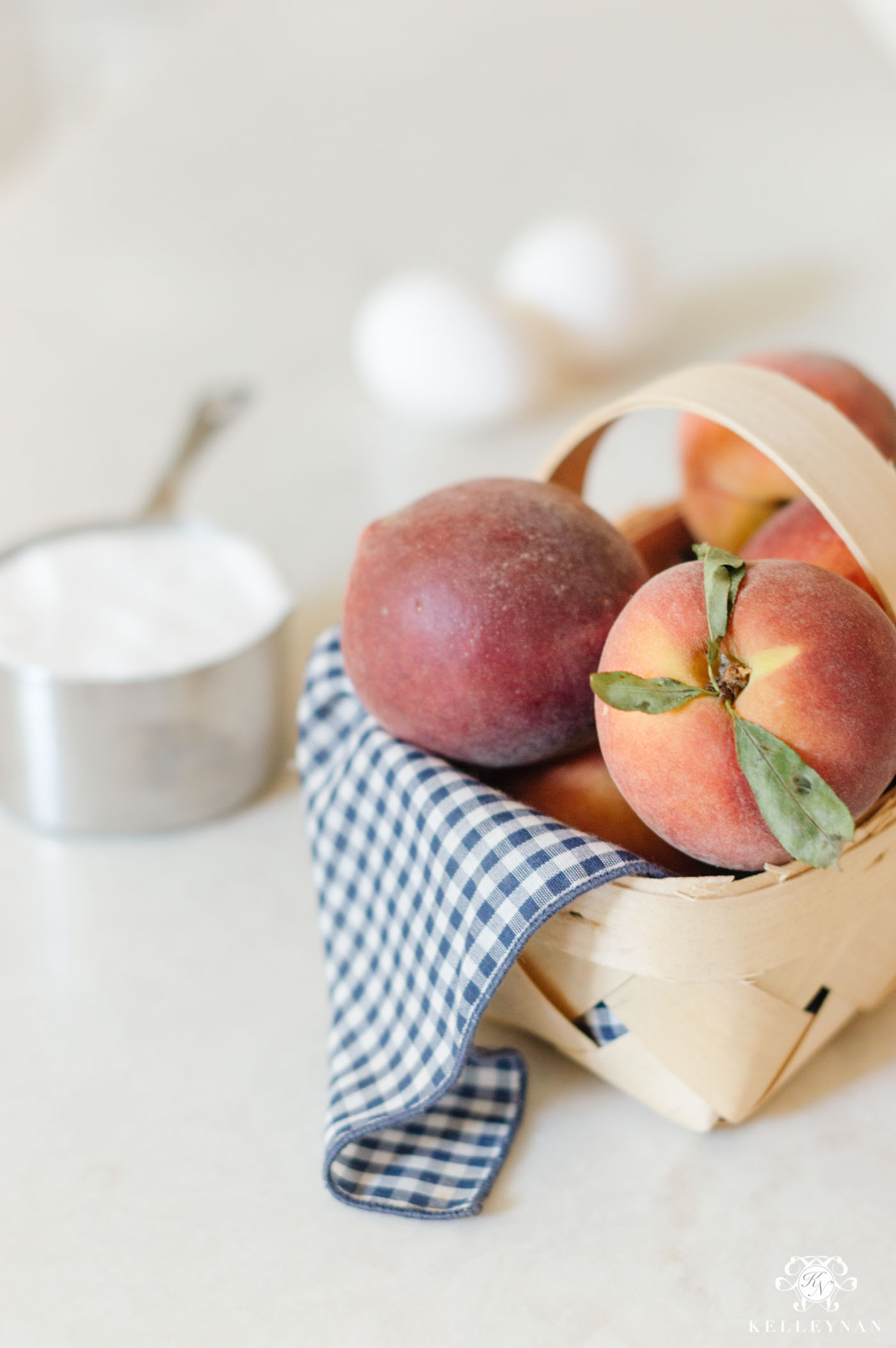 Peach Bread Recipe with Fresh Peaches