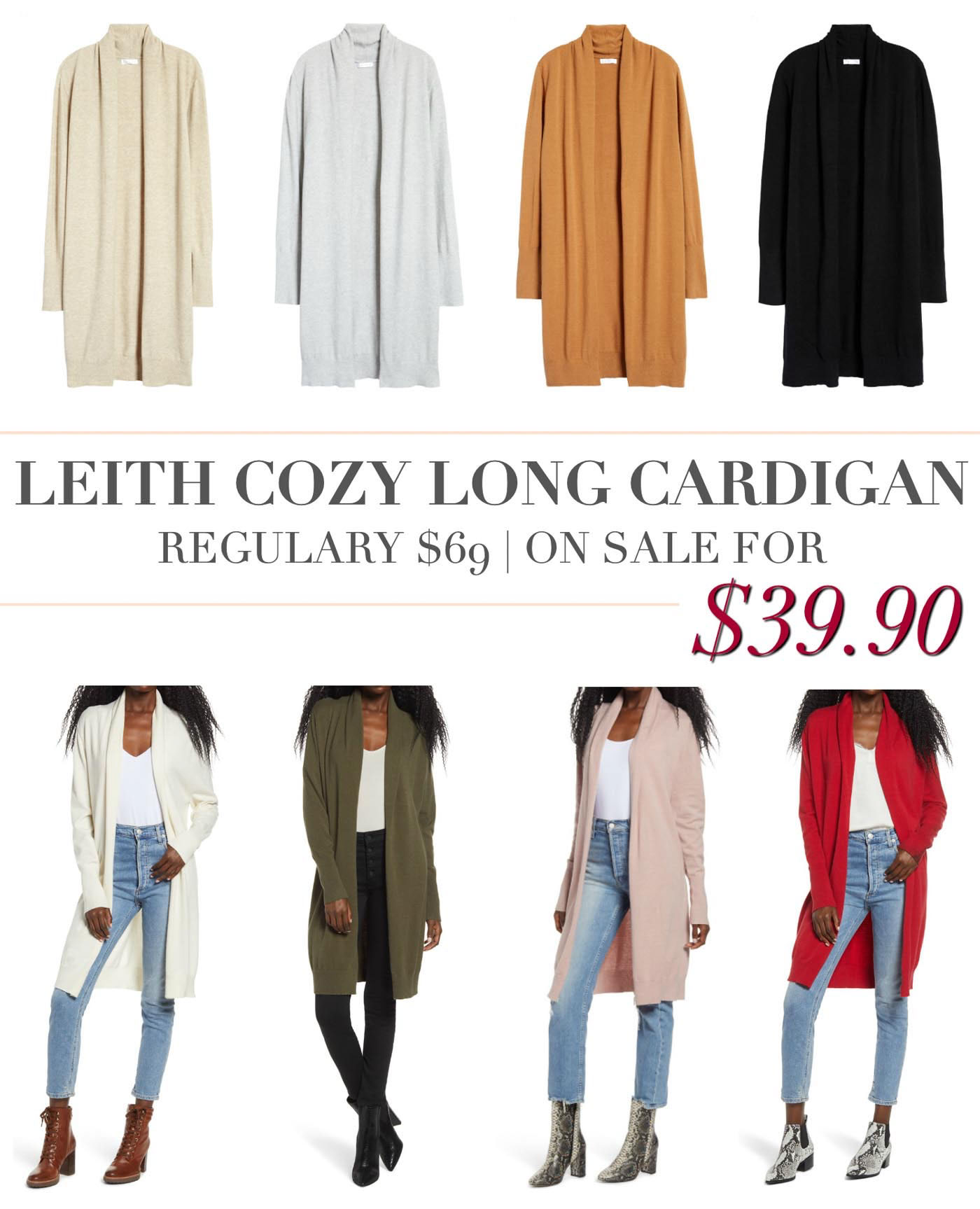 Inexpensive Nordstrom Anniversary Sale Cardigan