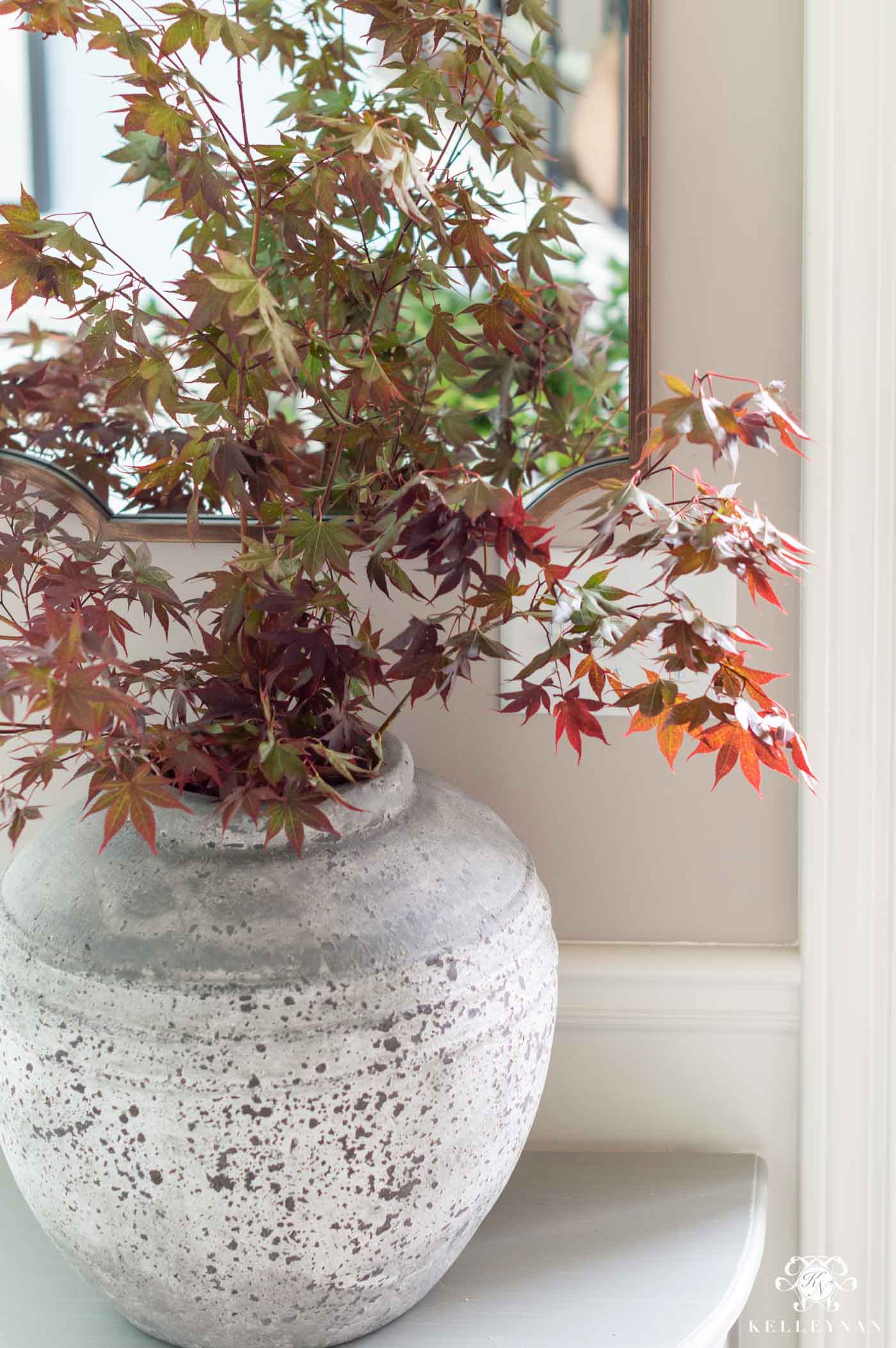 Early Fall Foliage Leaf Arrangements