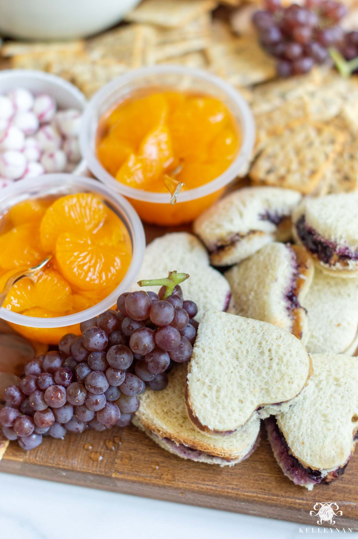 Charcuterie Board for Kids! Snack and Lunch Ideas for Children