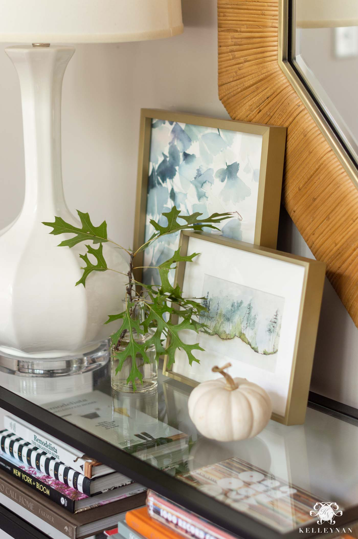 Fall Home Decor Ideas from the Living Room to the Front Porch