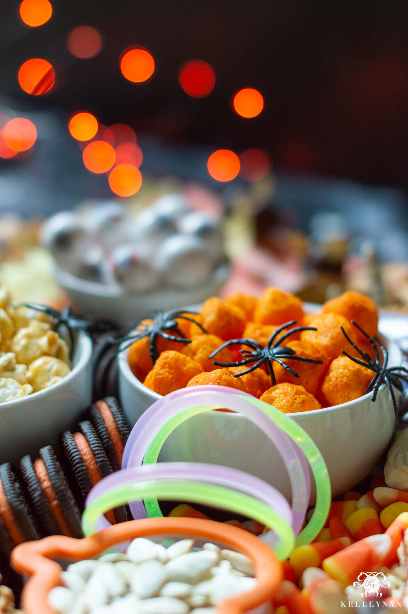 Halloween Charcuterie Board -- the Ultimate Trick or Treat Snack Board