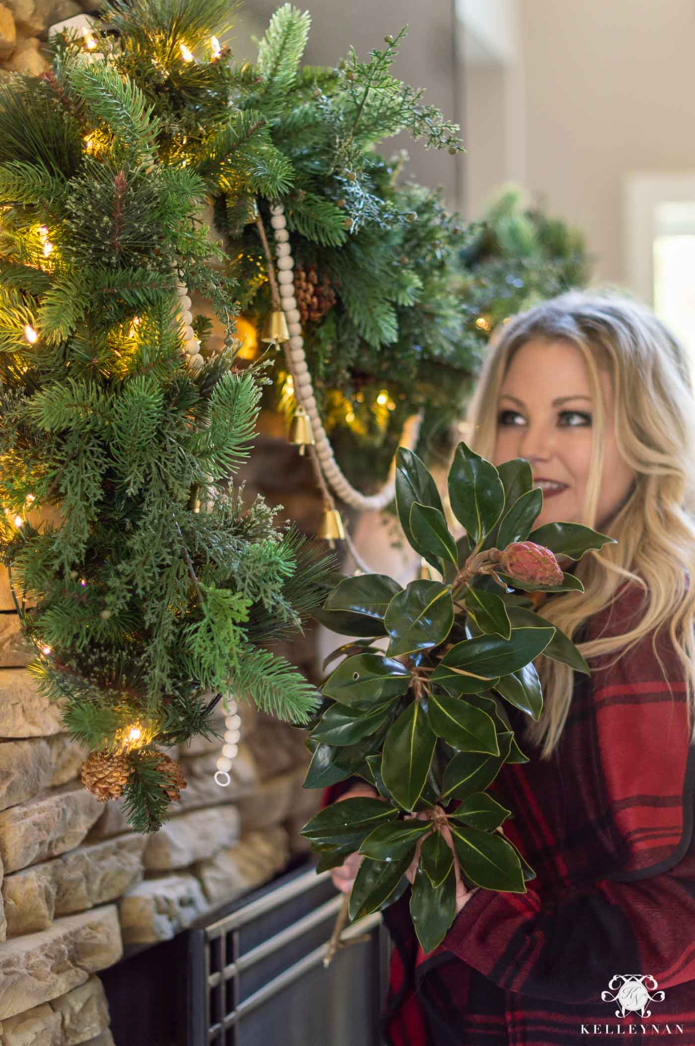 Greenery to Add to Your Christmas Garland