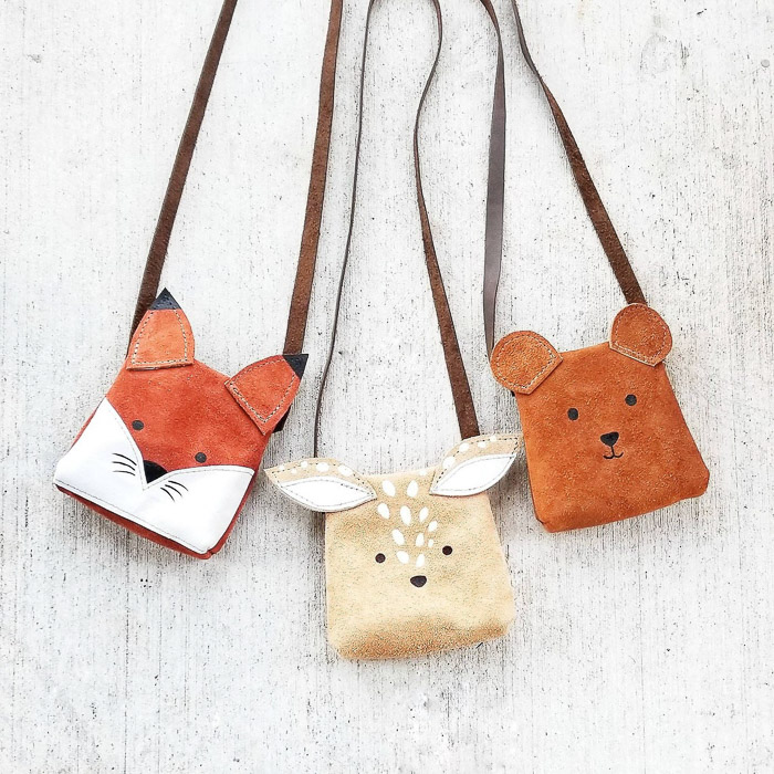 Toddler Animal Purses