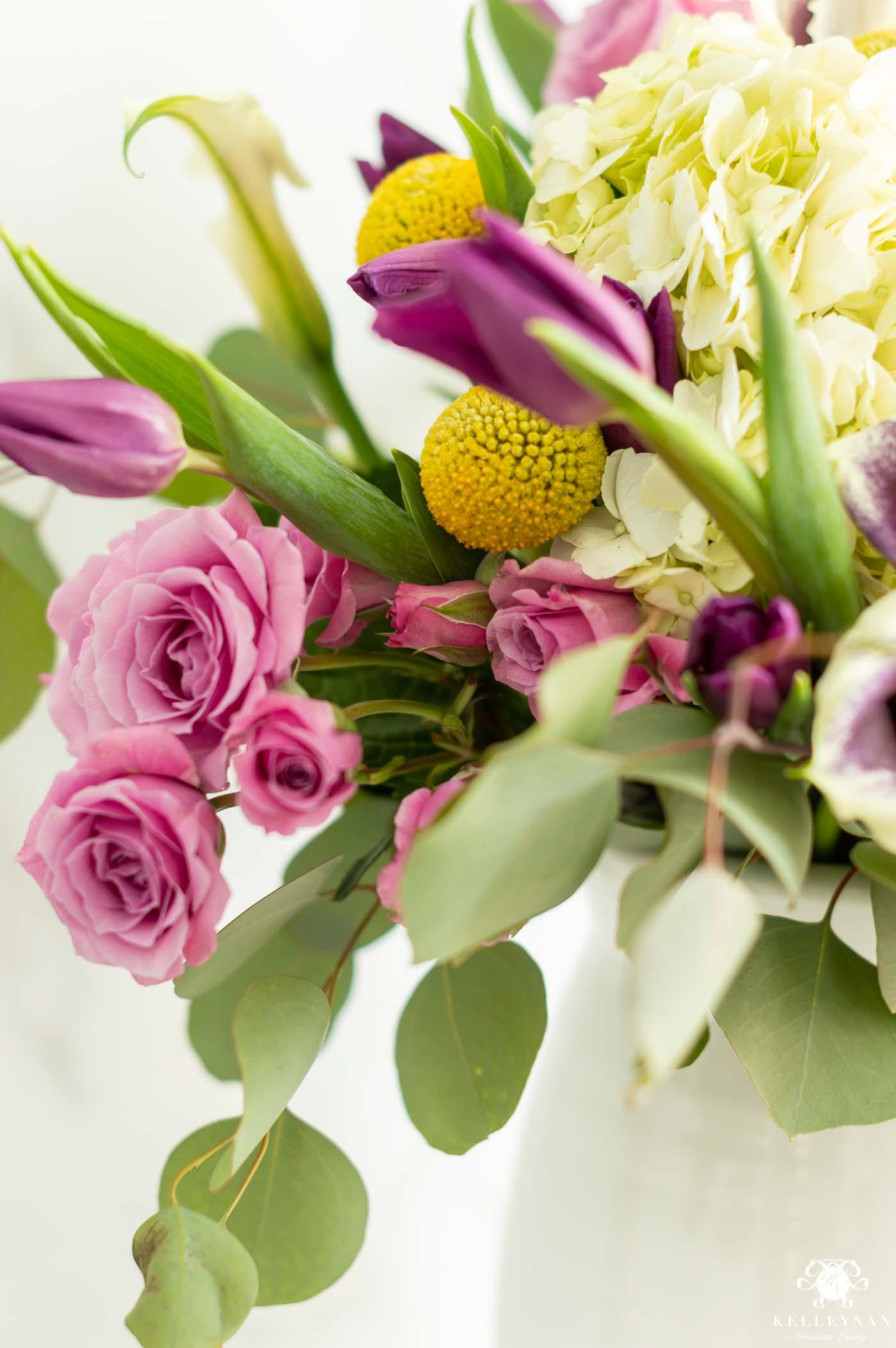 Trader Joe's Flower Arrangement Combo at Every Budget