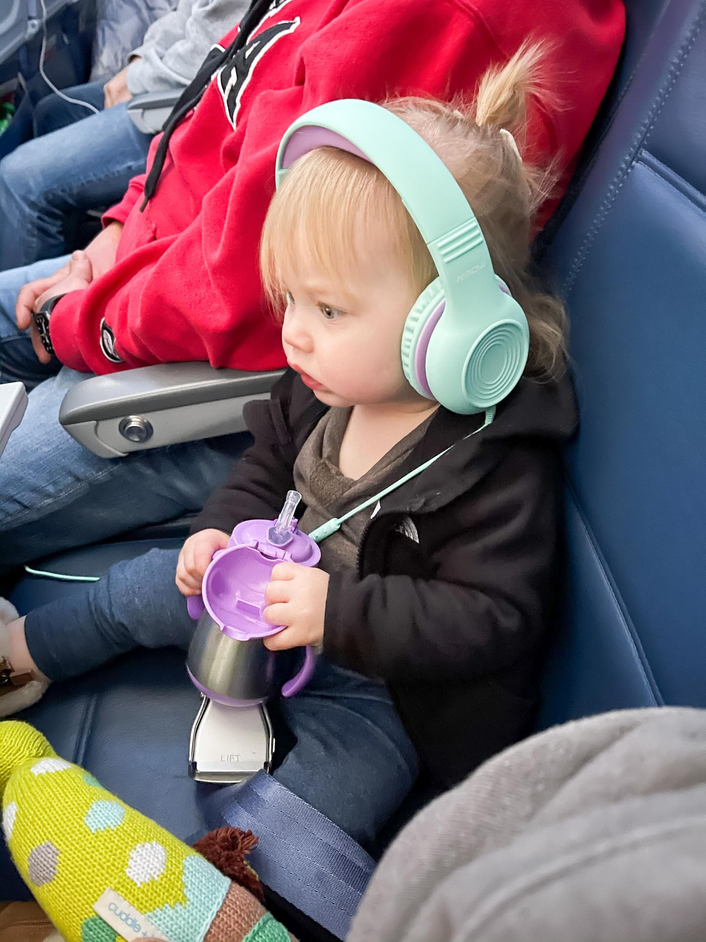 Airplane Travel Essentials for Toddlers