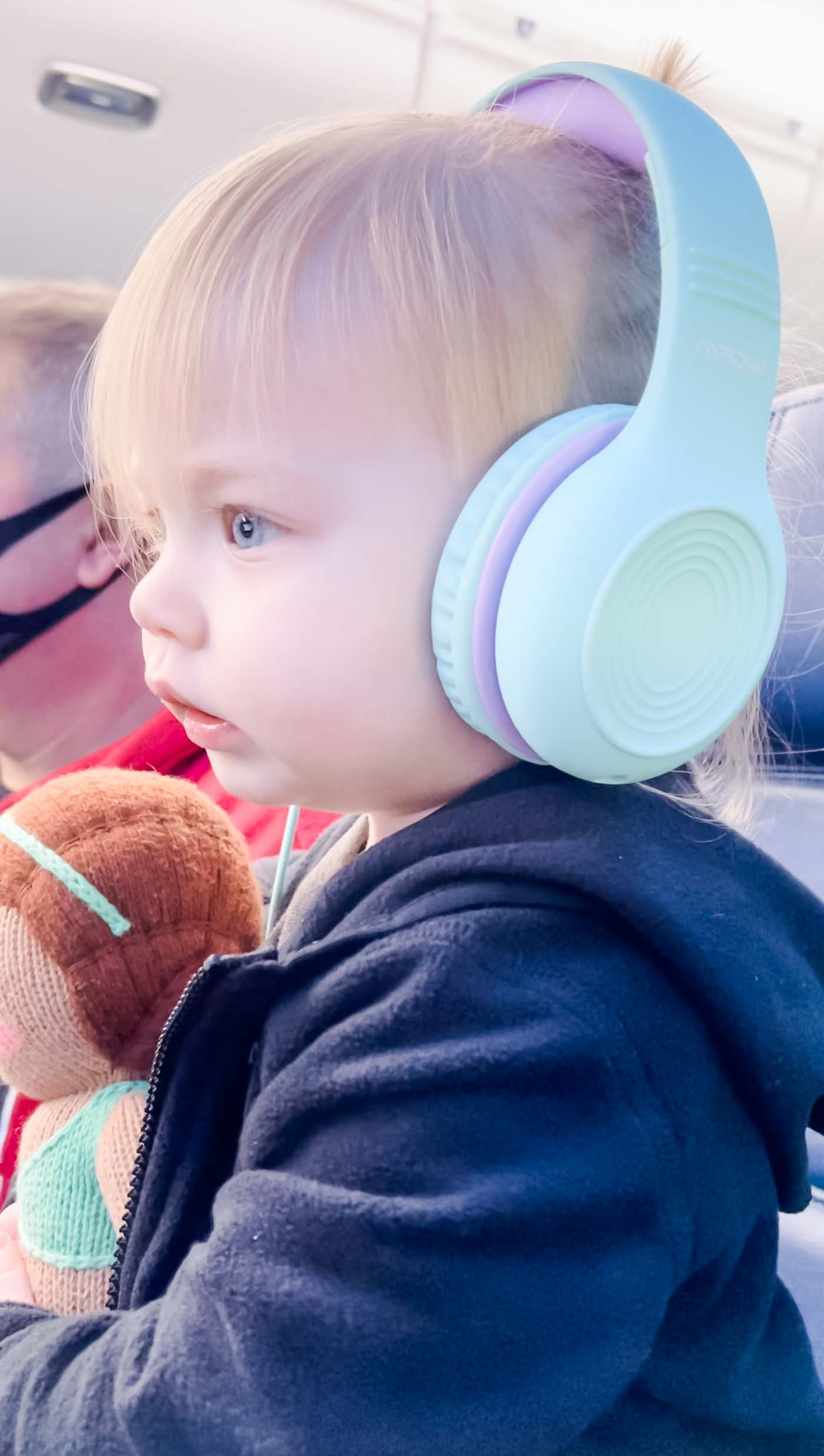 Toddler Travel Essentials for Flying