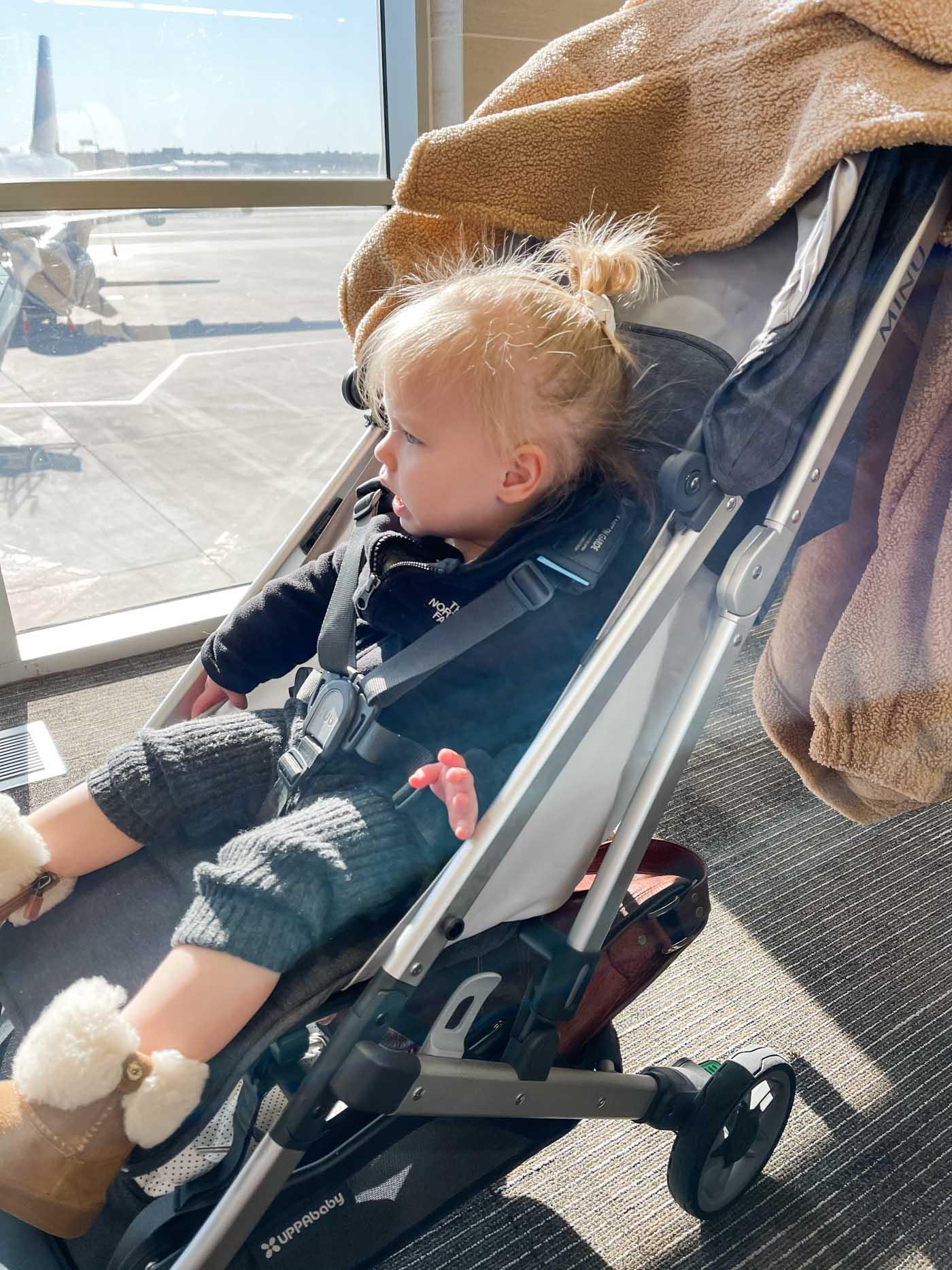 Favorite Travel Stroller & Other Toddler Travel Essentials