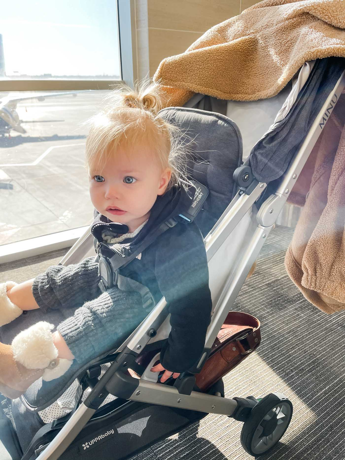 12 Travel Essentials for Flying with a Toddler