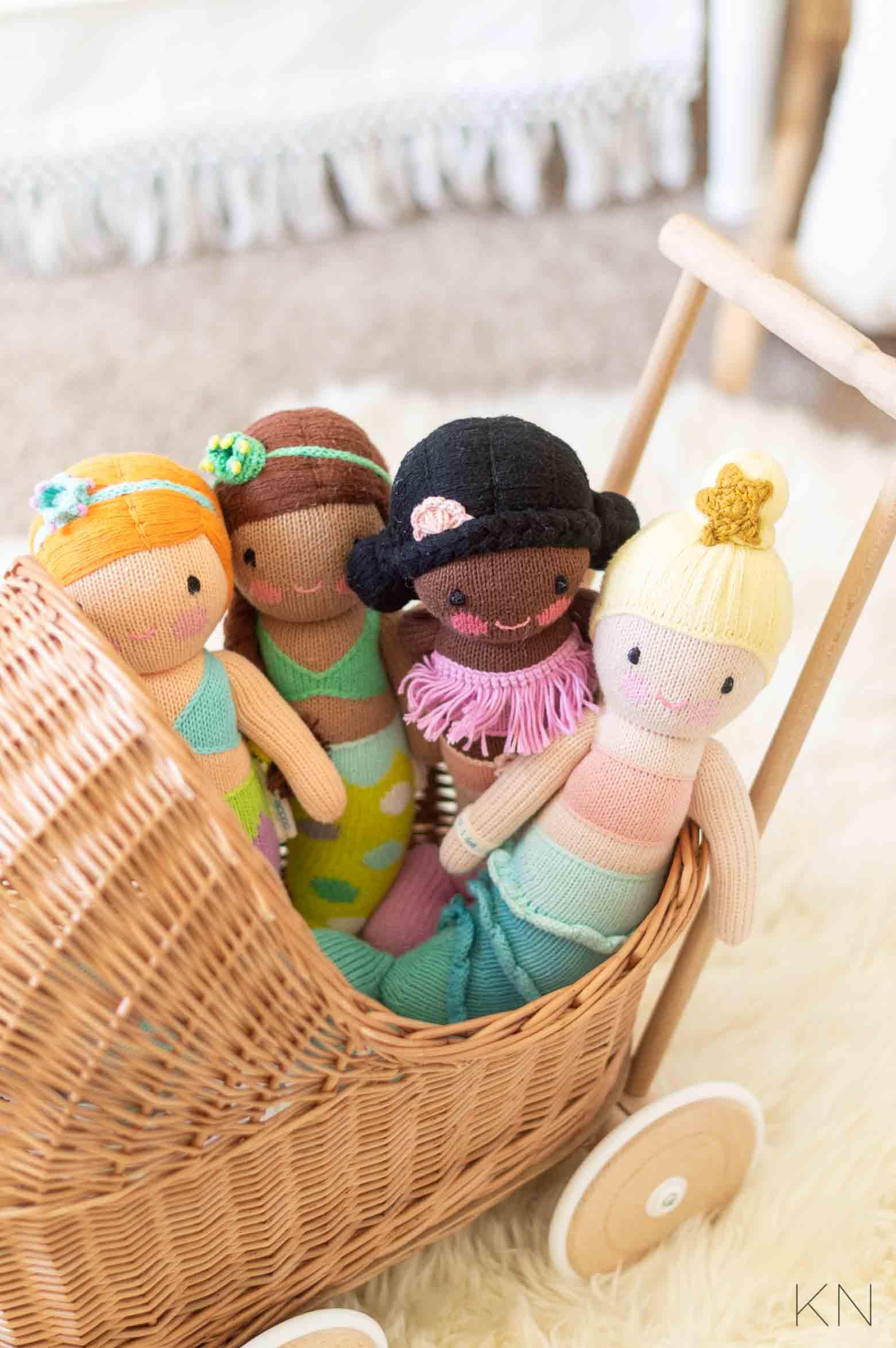 Baby Girl Nursery Inspo and Ideas