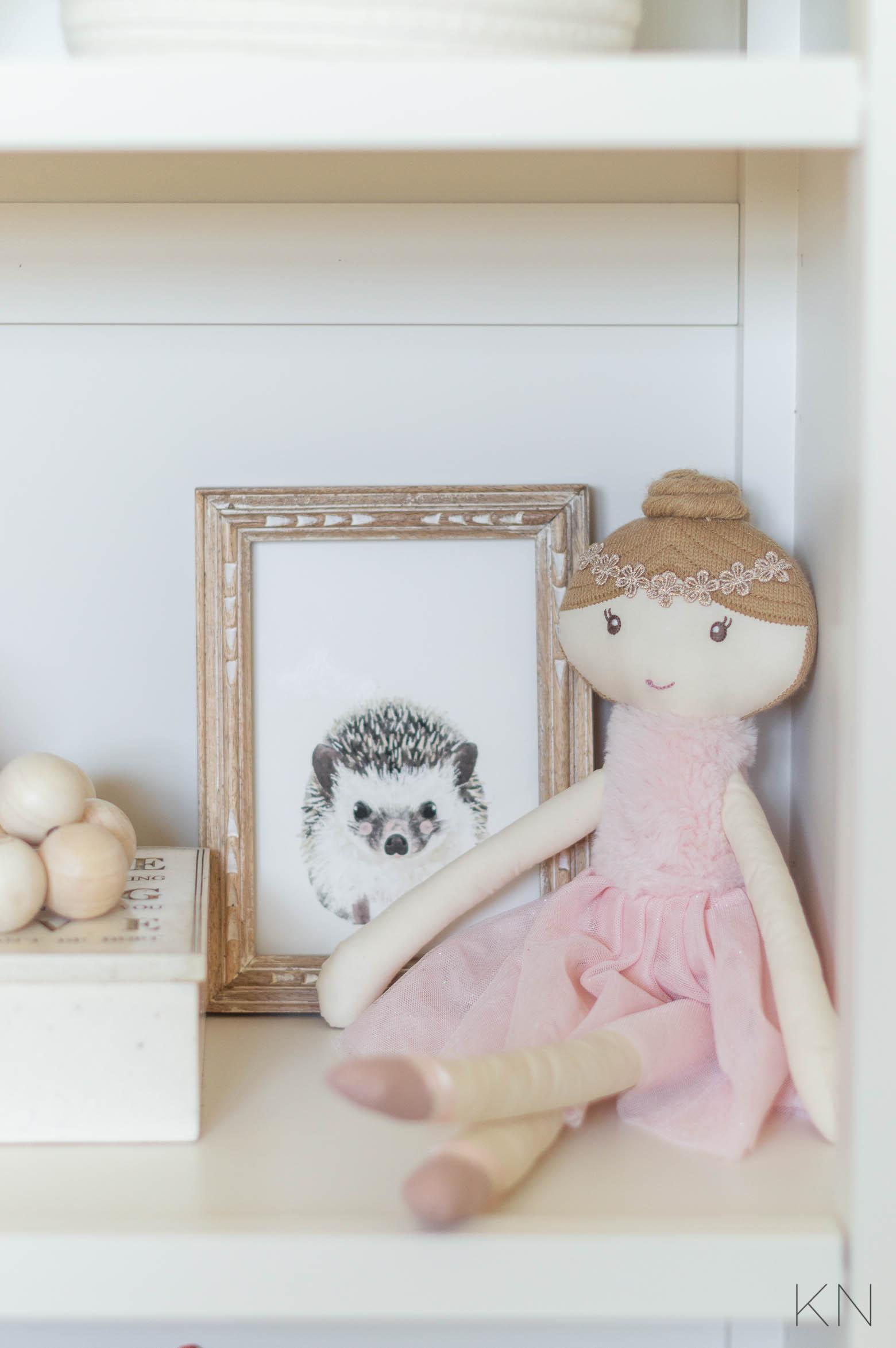 Pink Nursery Decor Ideas for a Baby Girl