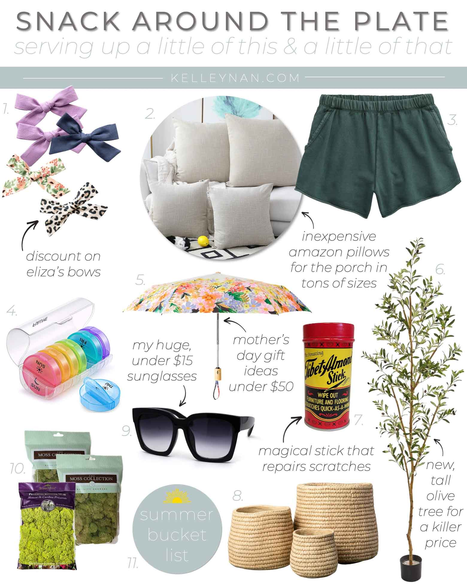 April 2021 Favorites from Home to Lifestyle