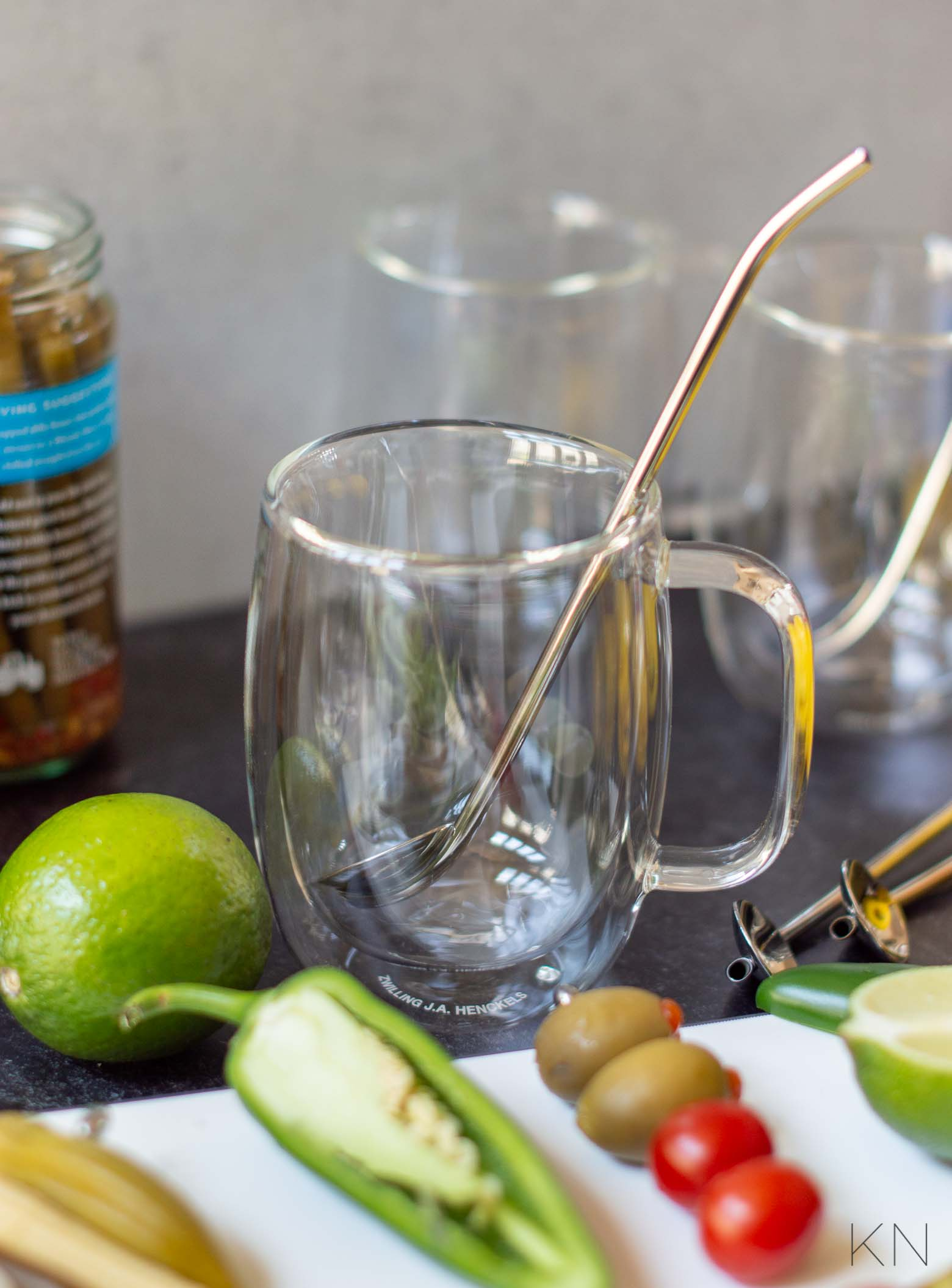 Spoon Straws -- A Bloody Mary & Cocktail Essential