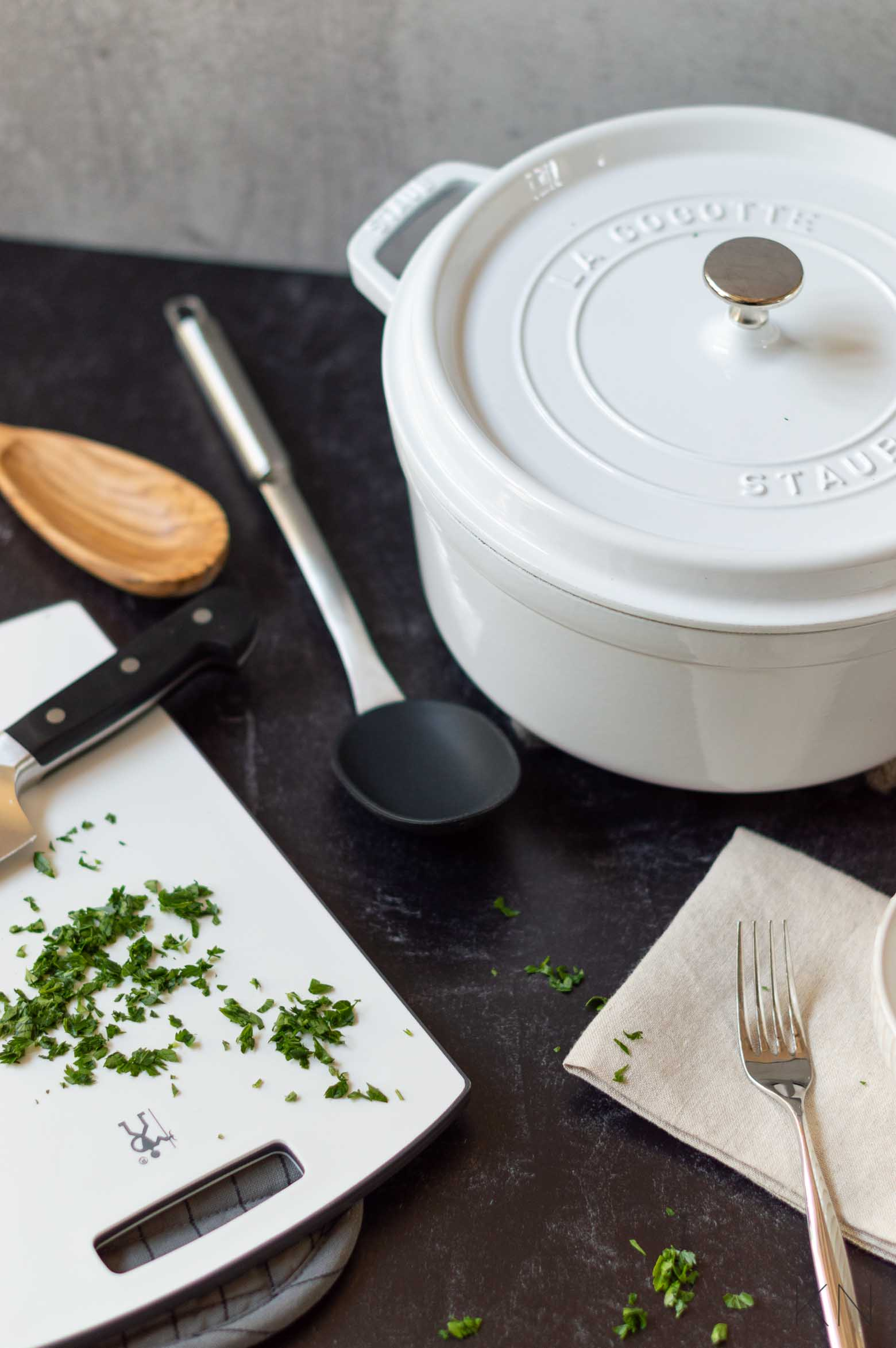 Favorite Staub Bakeware and Cookware in the Kitchen
