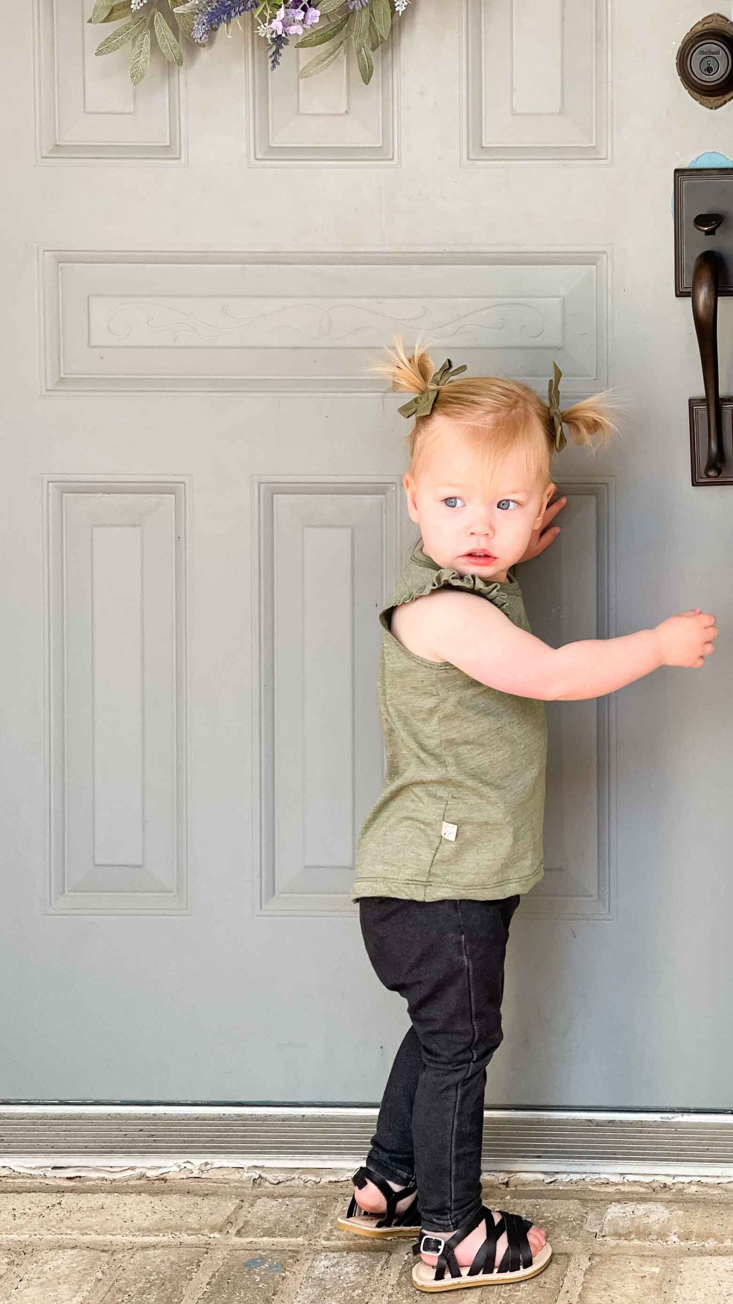 Toddler Girl Casual Fashion