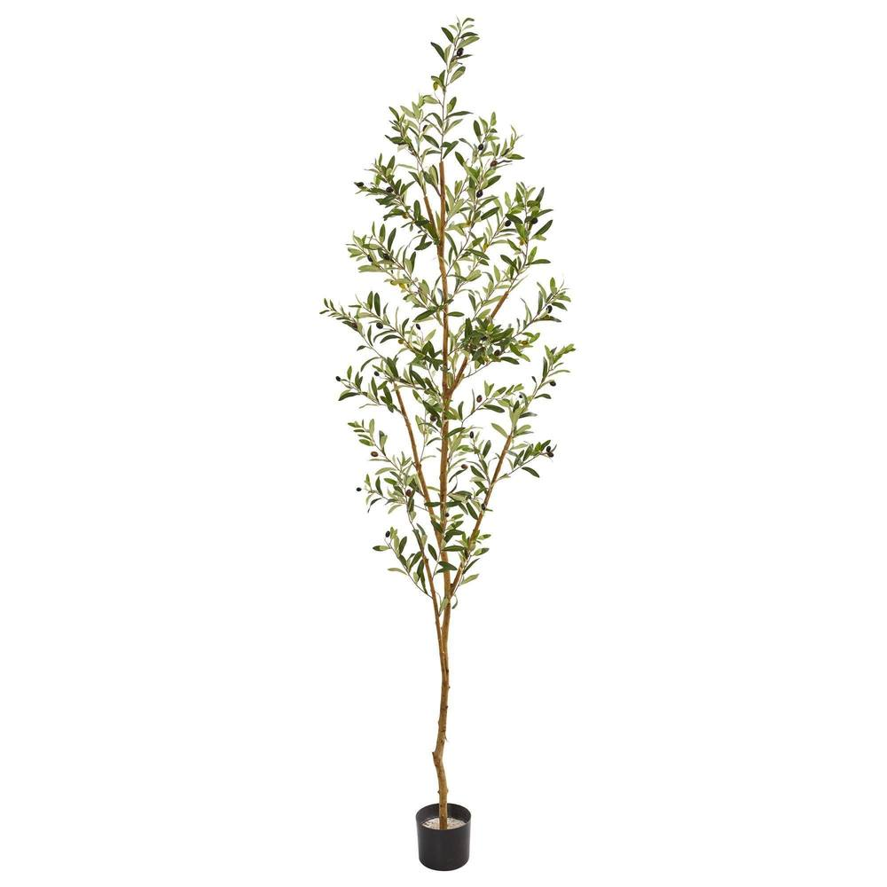 Favorite Faux Olive Tree that Doesn't Break the Bank