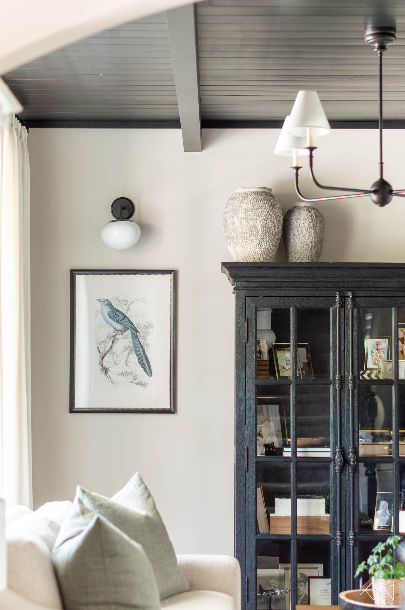 Easy Updates to a Formal Living Room -- Conversation Room Before & After Reveal!