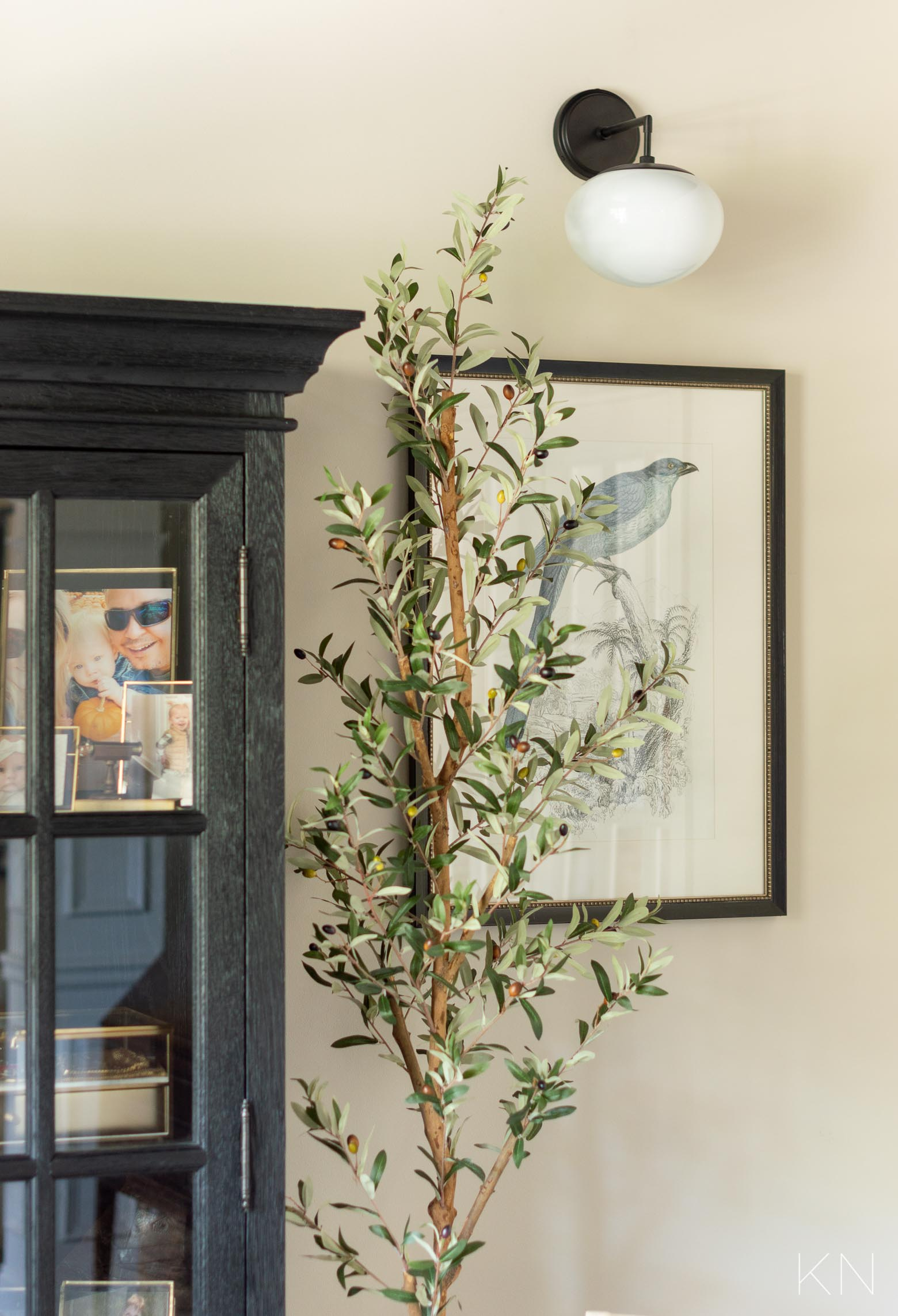 Small Formal Living Room Makeover Reveal