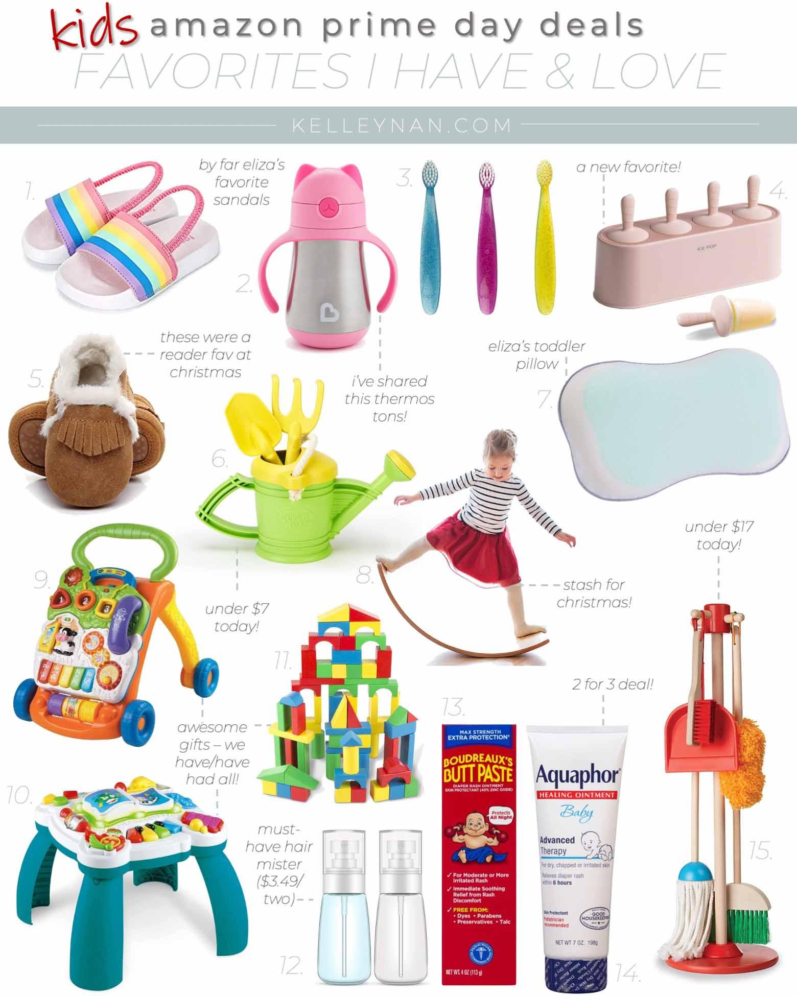 Amazon Prime Day Favorites for Kids