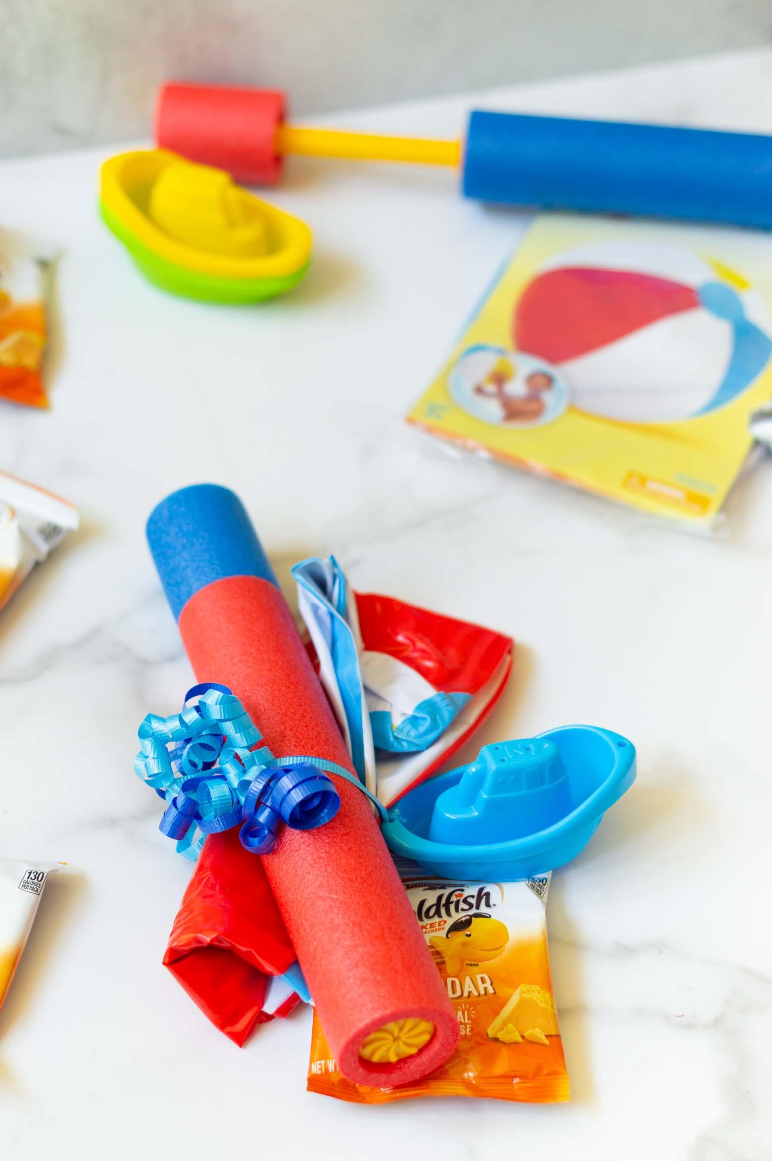 Easy Preschool and Toddler Party Favor Ideas