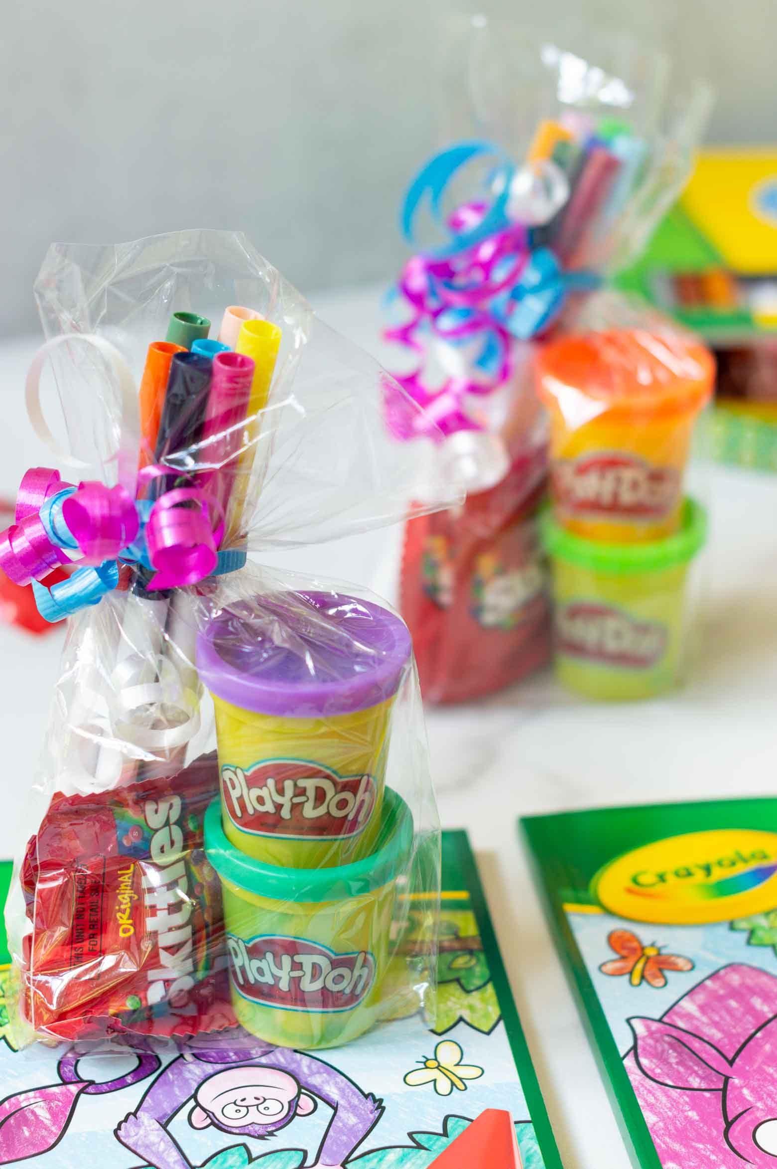 Preschool Party Favor Ideas and Themes