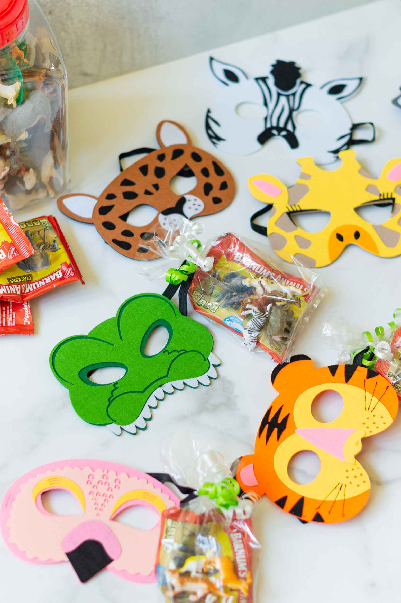 Five Easy Preschool Kids Party Favor Ideas